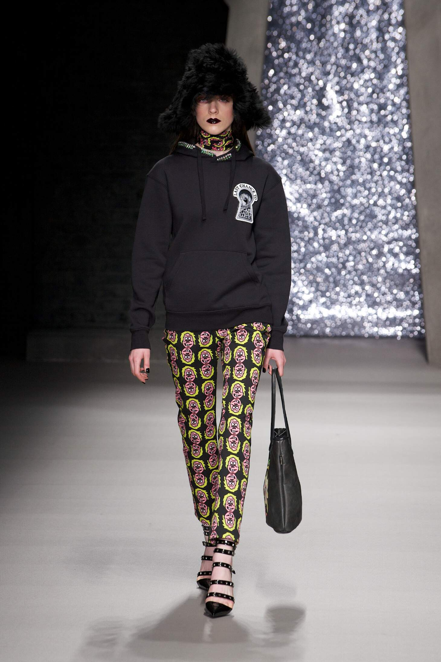 Fall 2015 Women Fashion Show Ashley Williams Collection