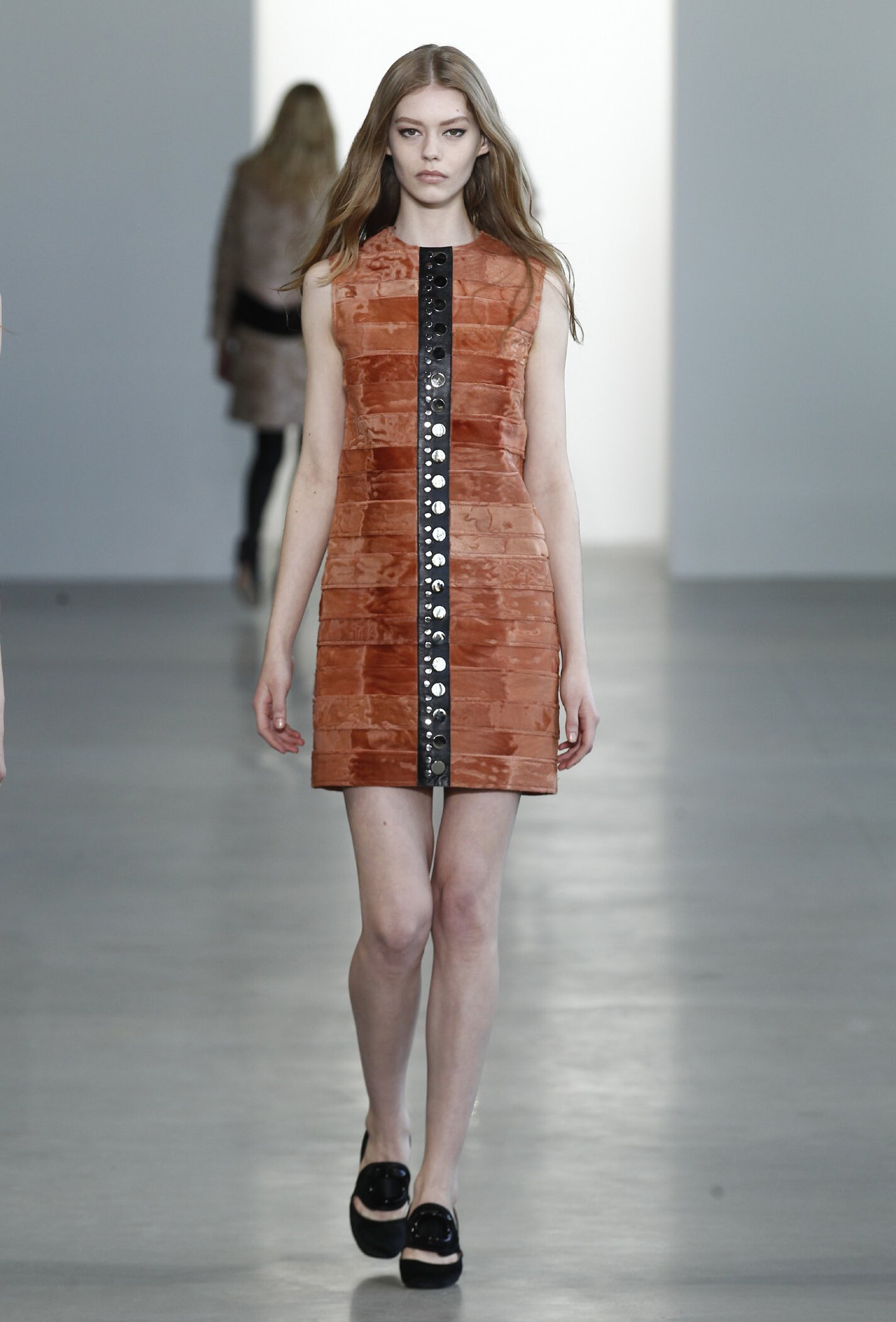 Fall 2015 Women Fashion Show Calvin Klein Collection