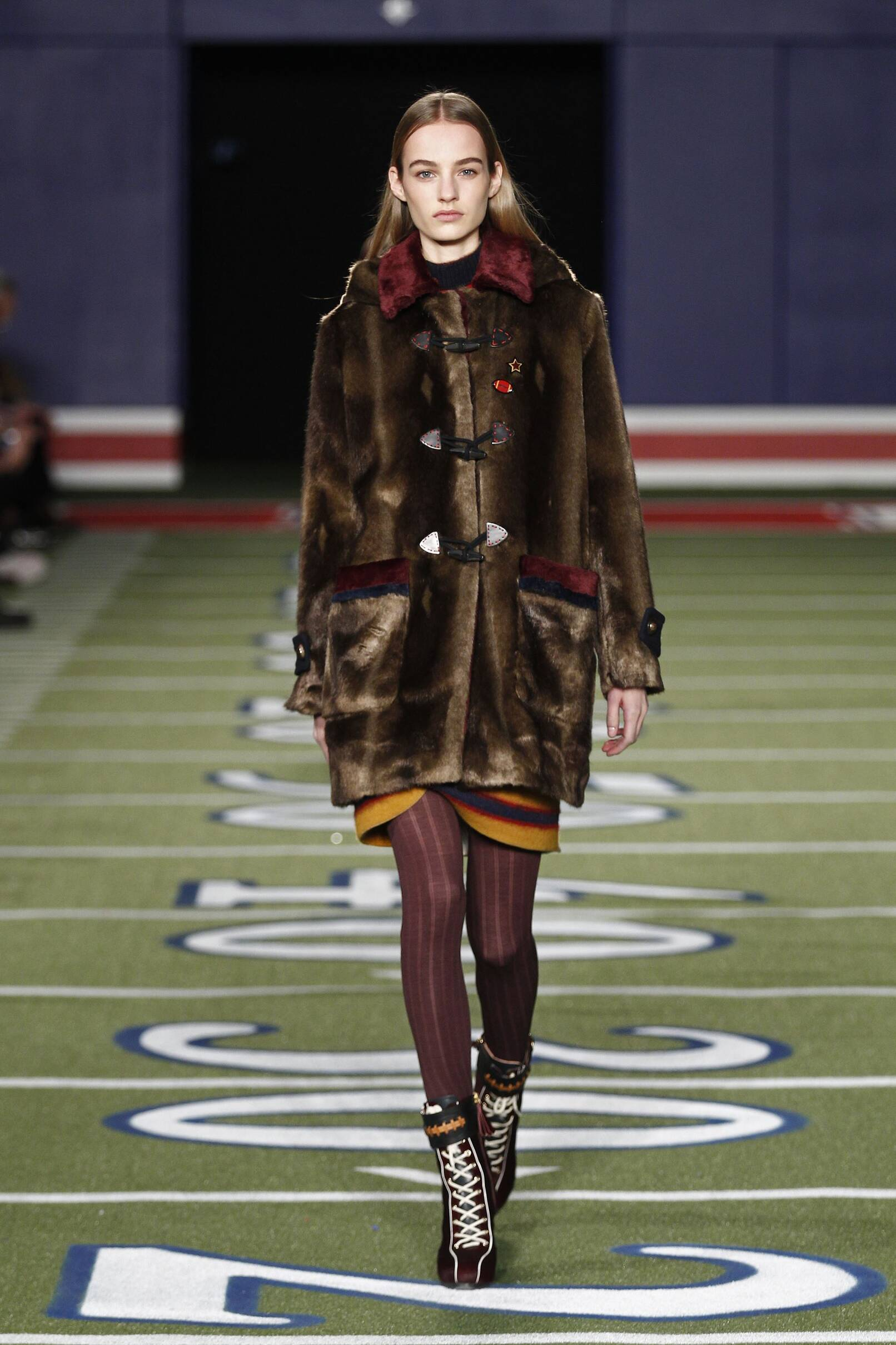 Fall 2015 Women Fashion Show Tommy Hilfiger Collection