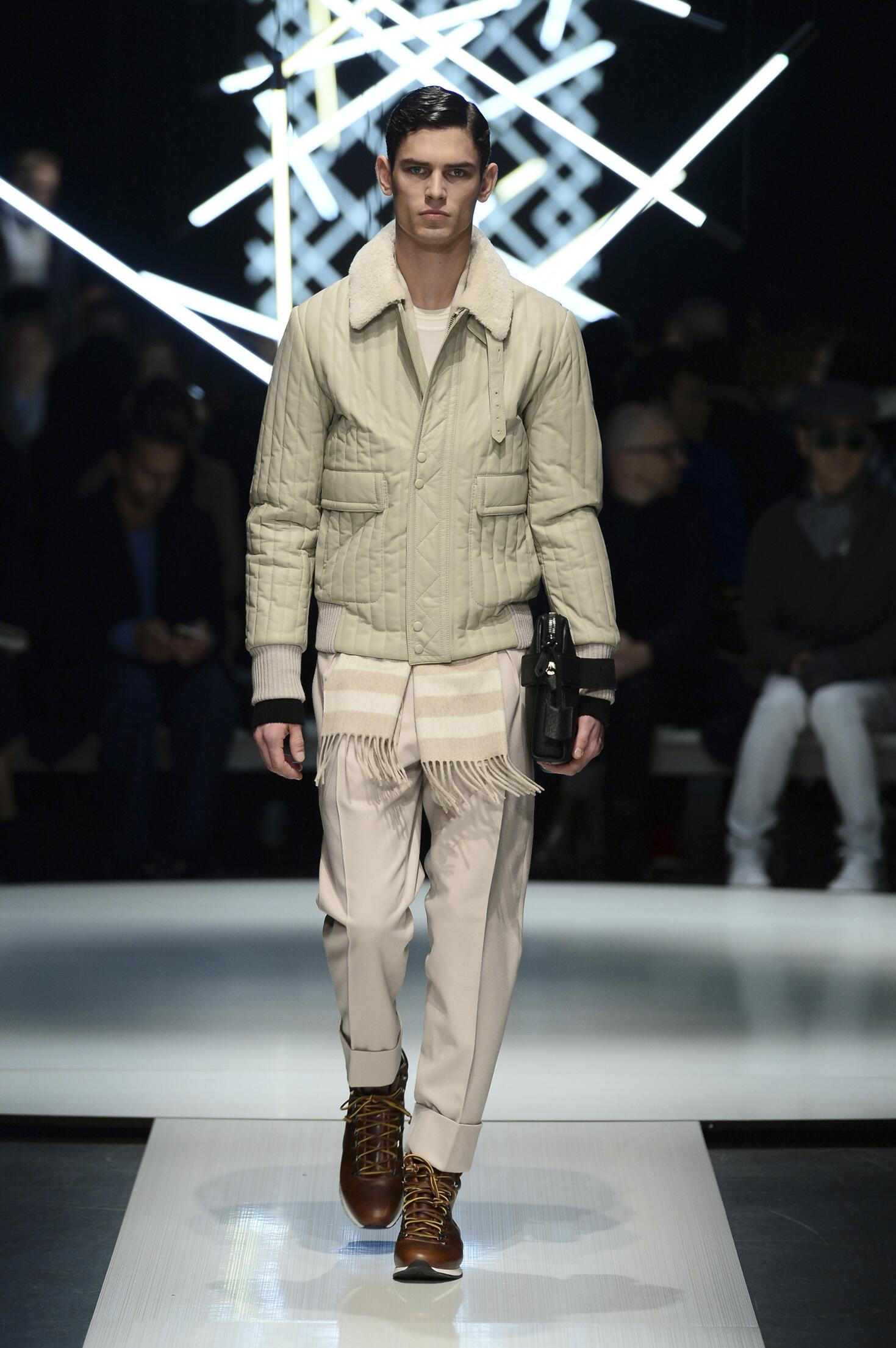 Fall Canali Collection Fashion Man