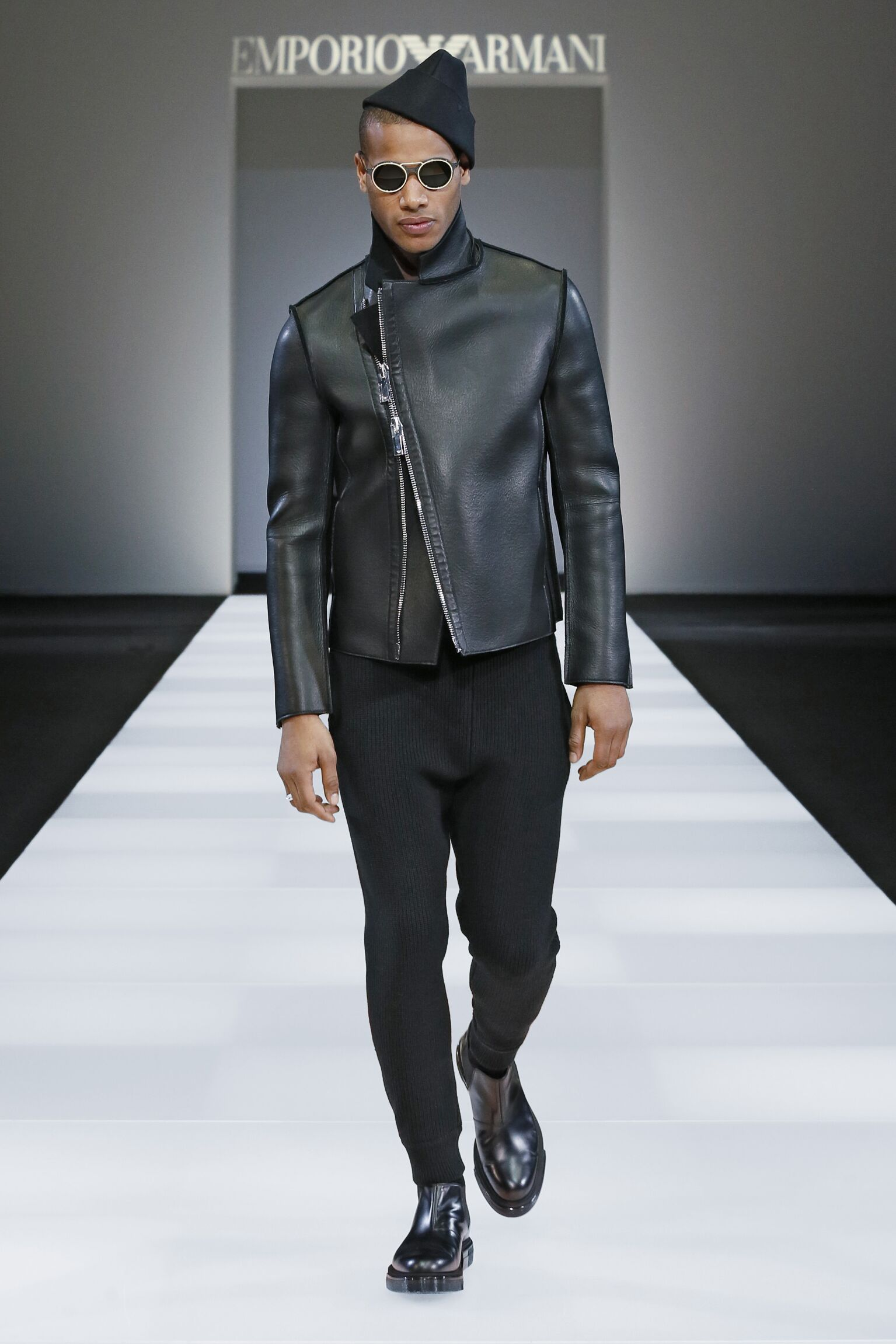 Fall Emporio Armani Collection Fashion Man