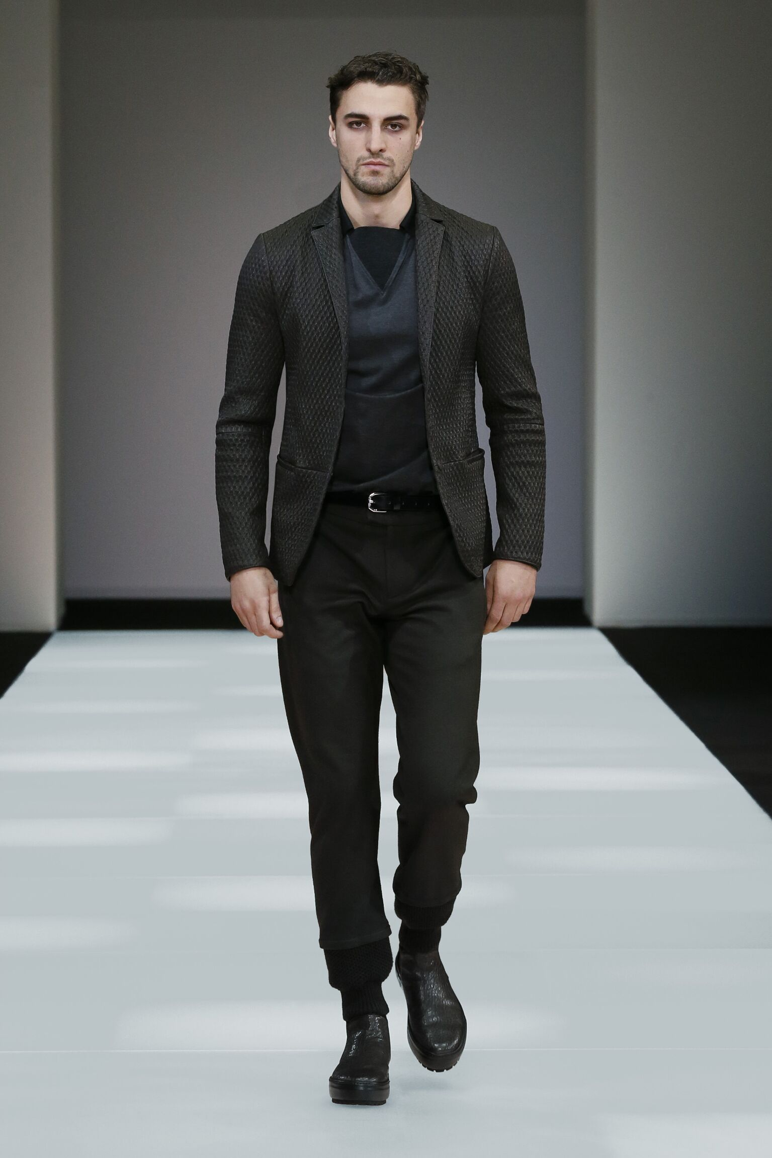 Fall Fashion 2015 2016 Emporio Armani Collection
