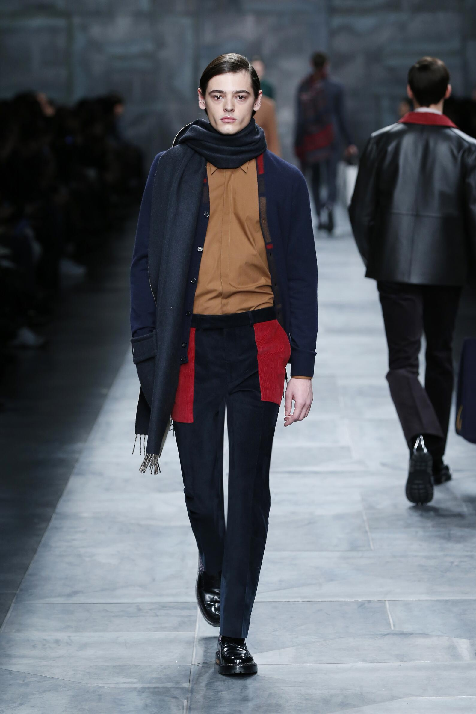 Fall Fashion 2015 2016 Fendi Collection