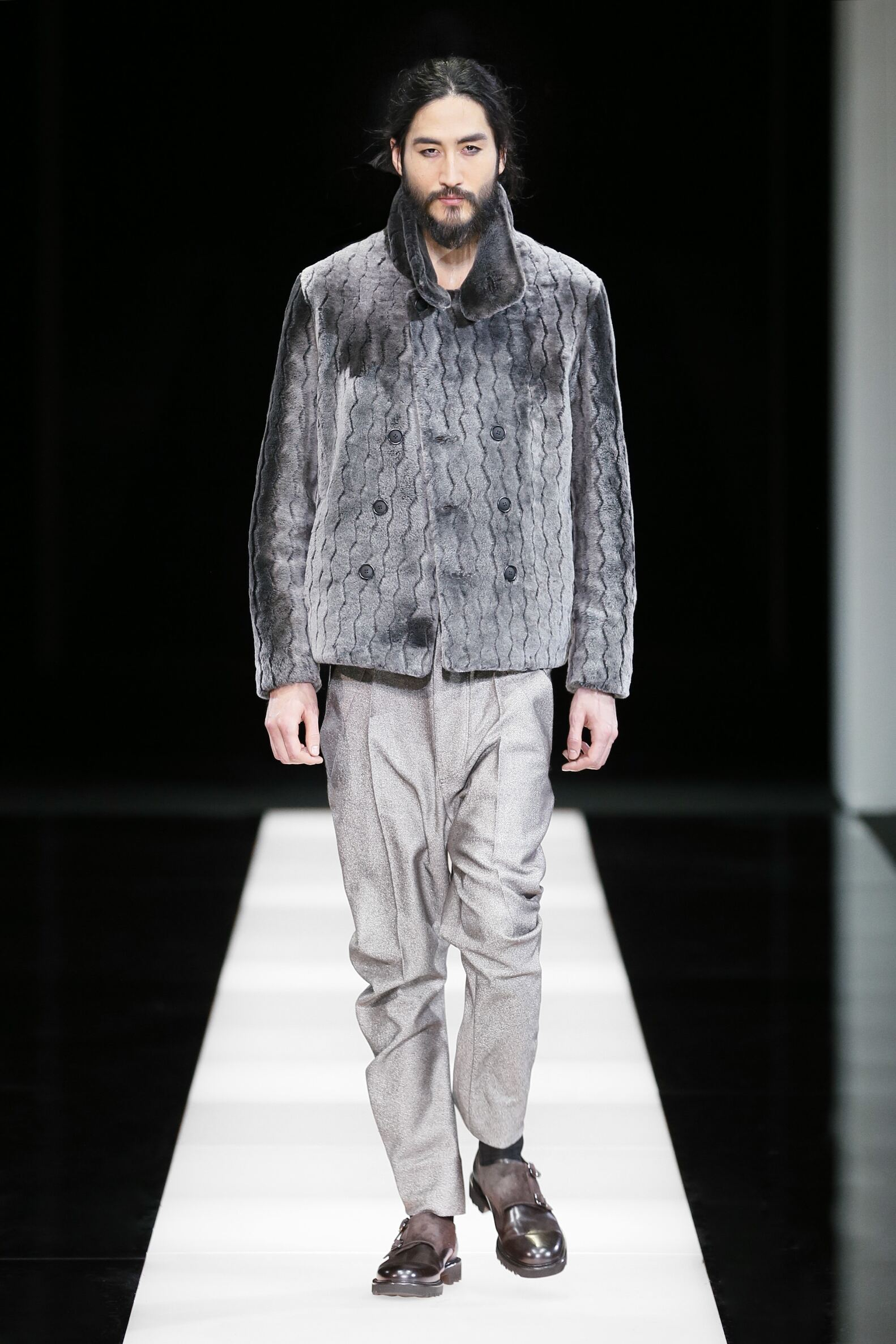 Fall Fashion 2015 2016 Giorgio Armani Collection