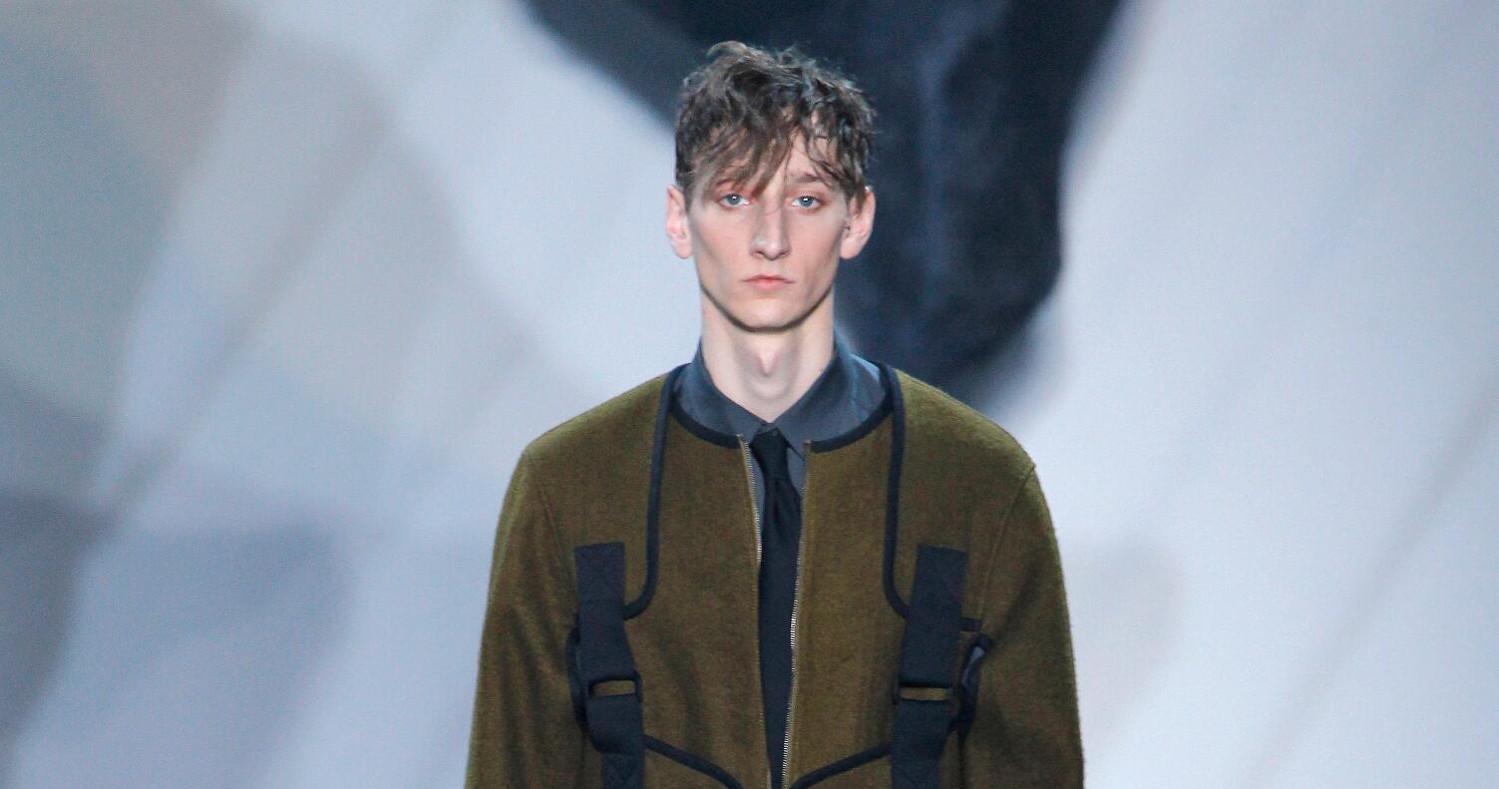 Fall Fashion Man 3.1 Phillip Lim Collection 2015