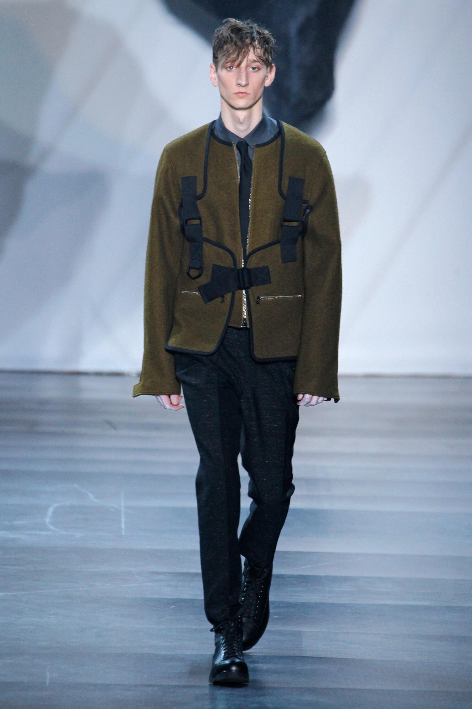 Fall Fashion Man 3.1 Phillip Lim Collection