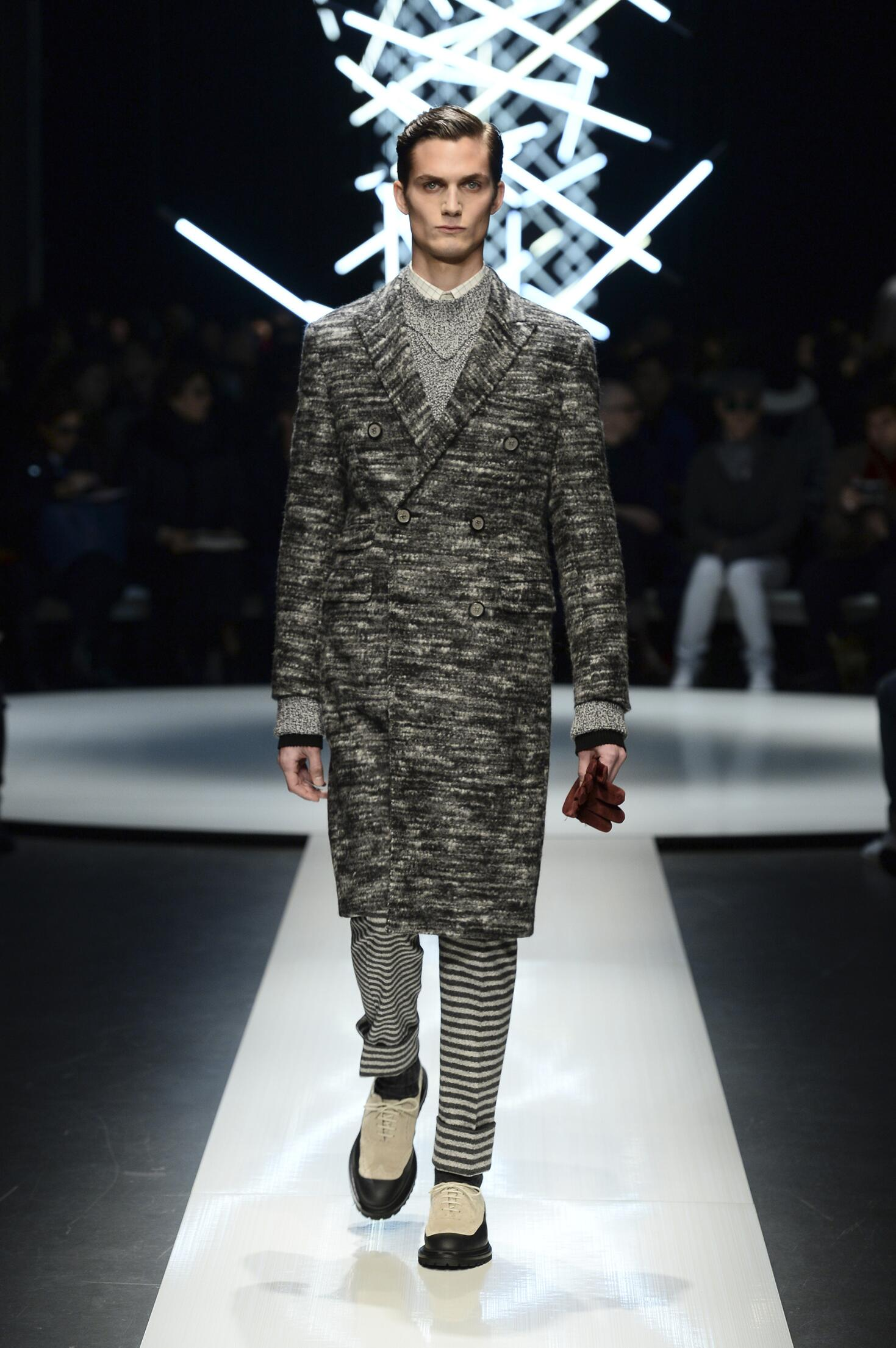 Fall Fashion Man Canali Collection