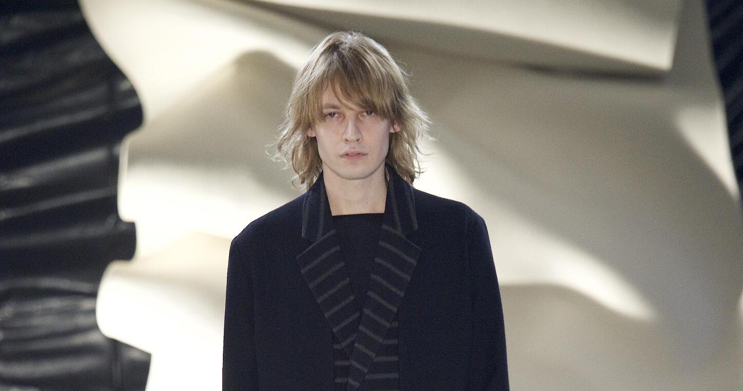 Fall Fashion Man Damir Doma Collection 2015