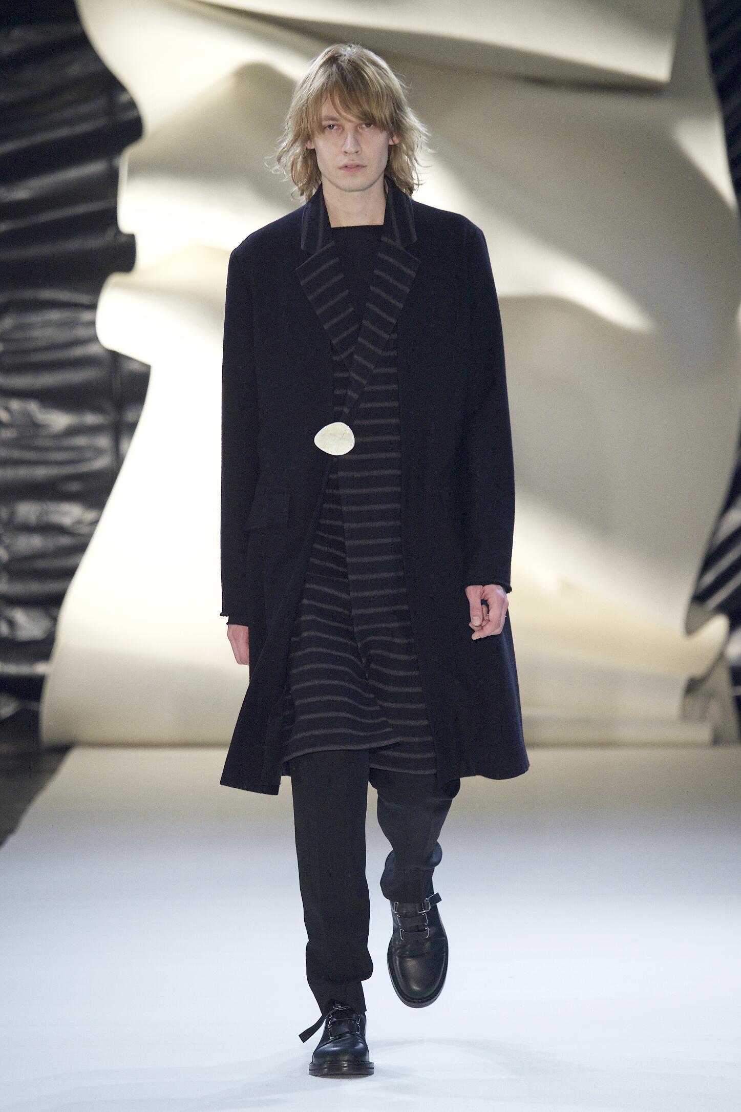 Fall Fashion Man Damir Doma Collection