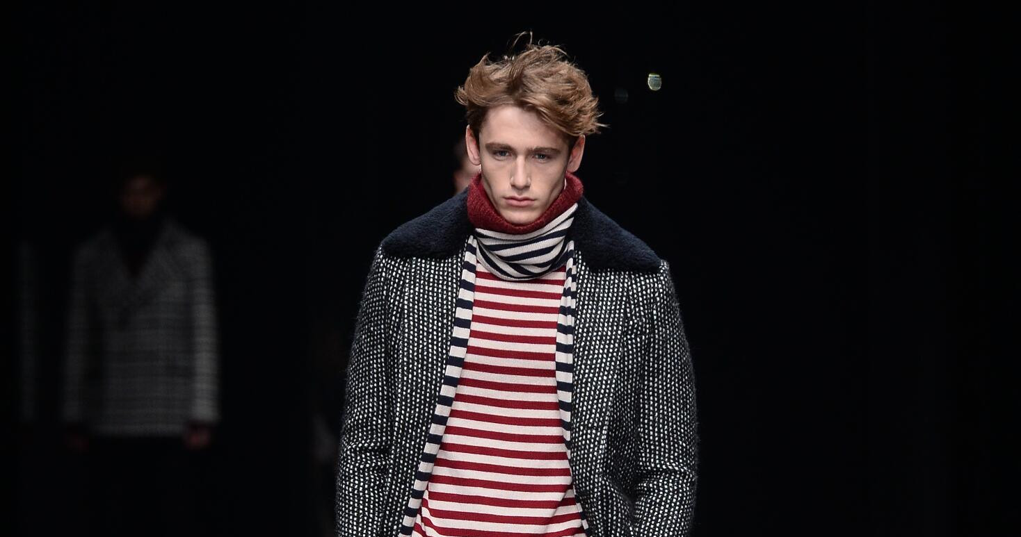 Fall Fashion Man Ermanno Scervino Collection 2015