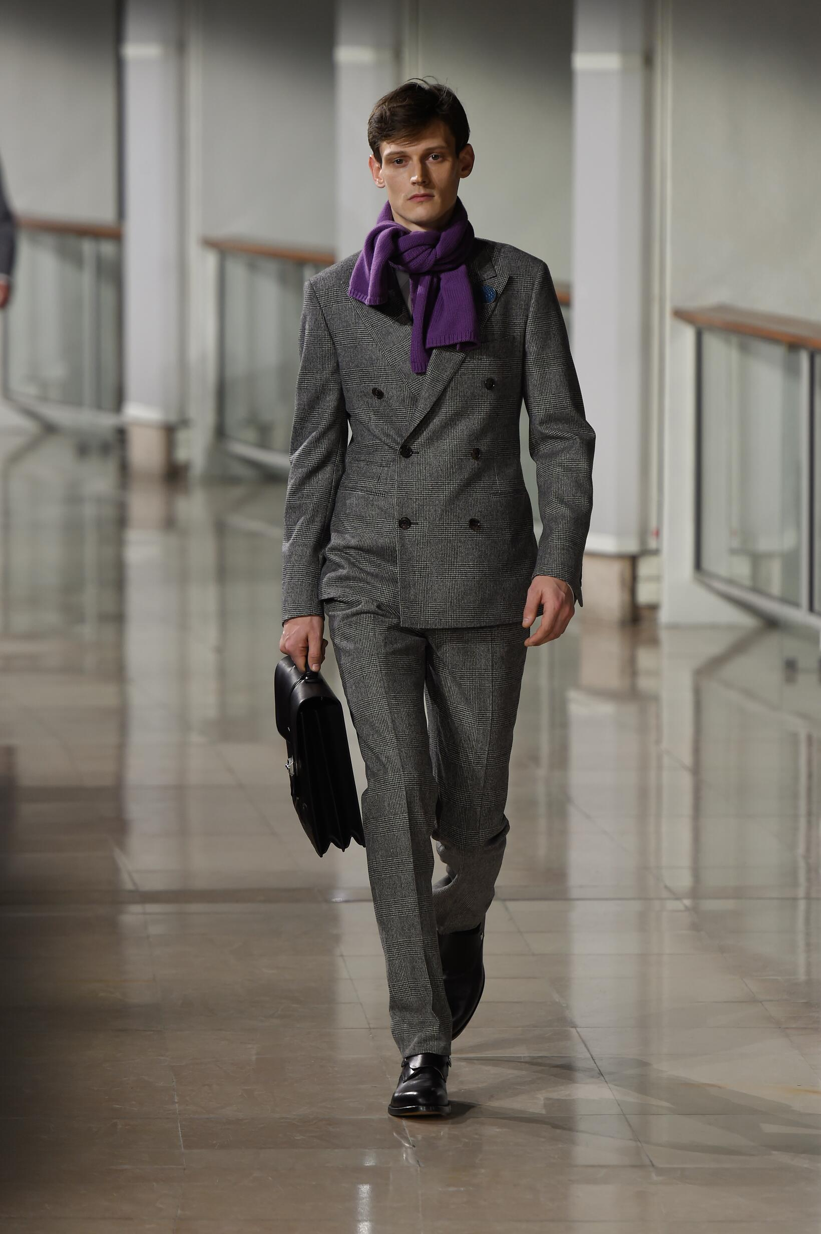 Fall Fashion Man Hermès Collection