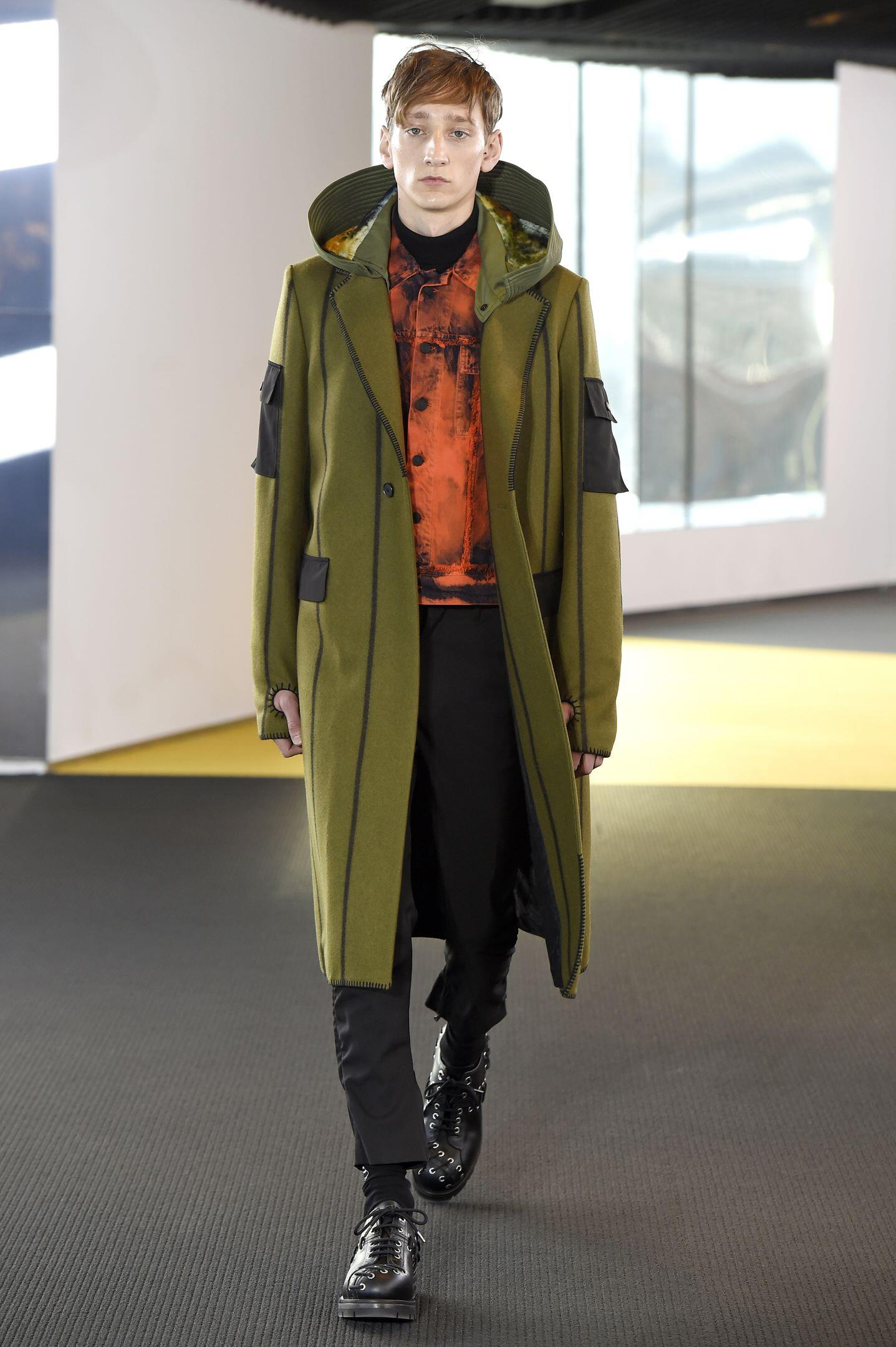 Fall Fashion Man Kenzo Collection