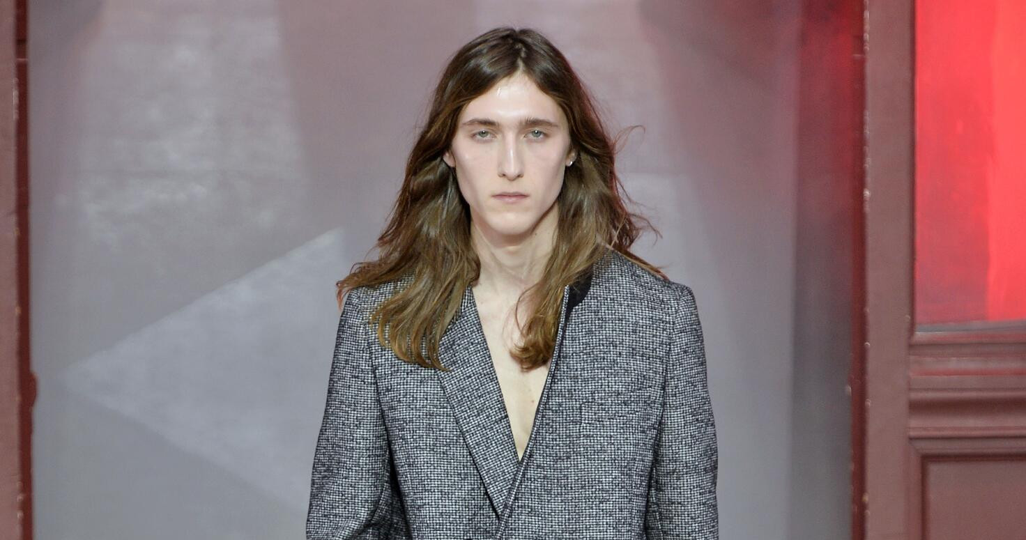 Fall Fashion Man Lanvin Collection 2015