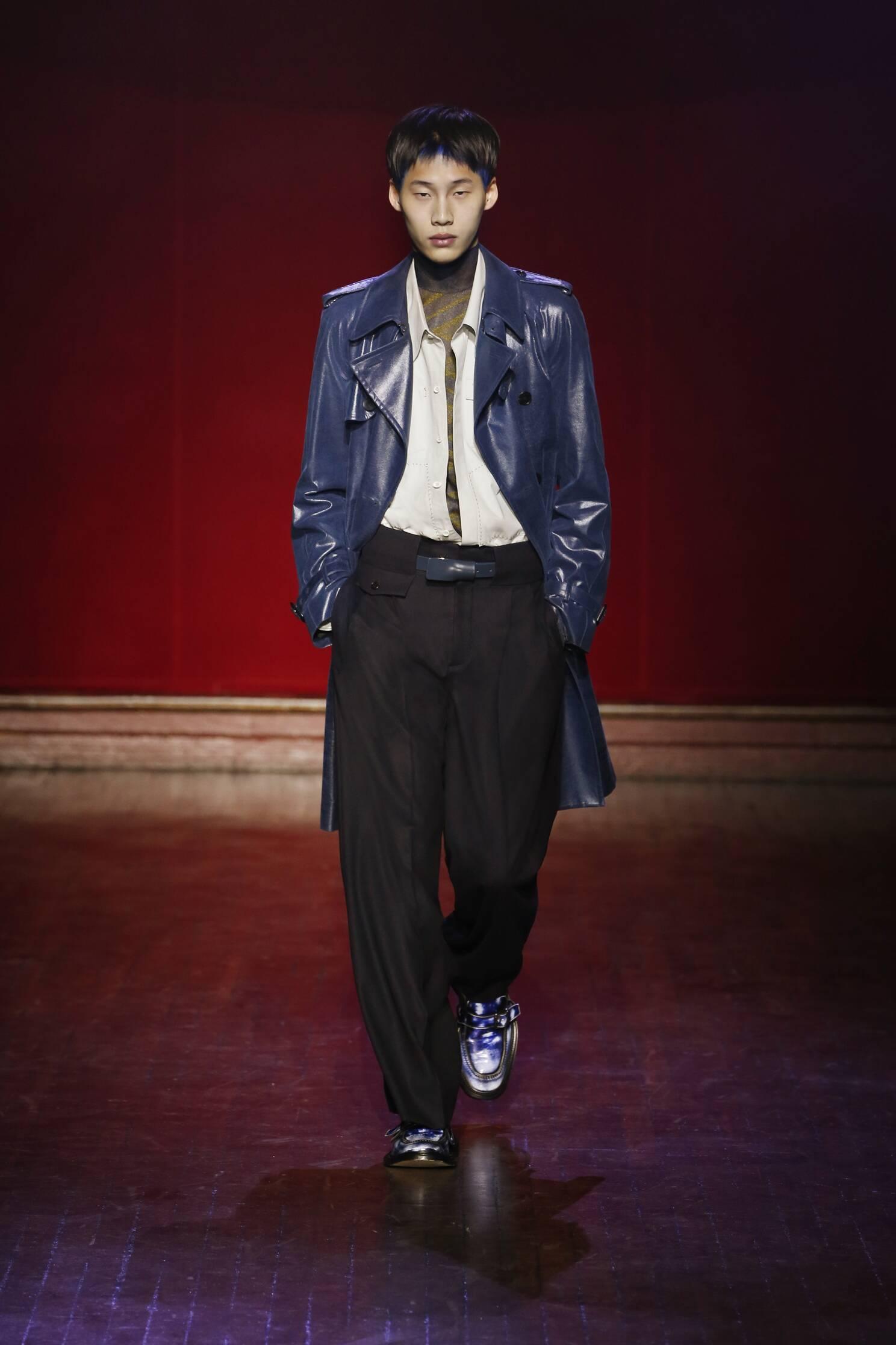 Fall Fashion Man Maison Margiela Collection
