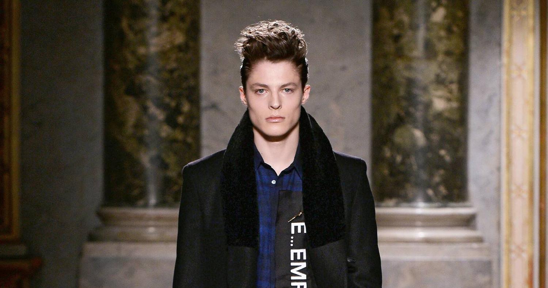Fall Fashion Man Roberto Cavalli Collection 2015