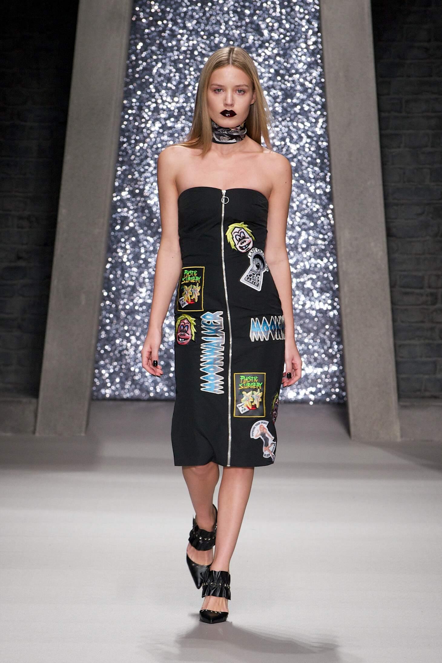 Fall Fashion Woman Ashley Williams Collection