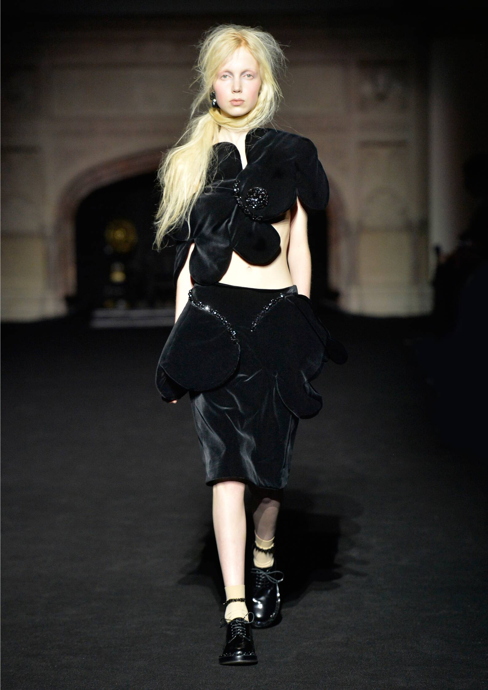 Fall Fashion Woman Simone Rocha Collection