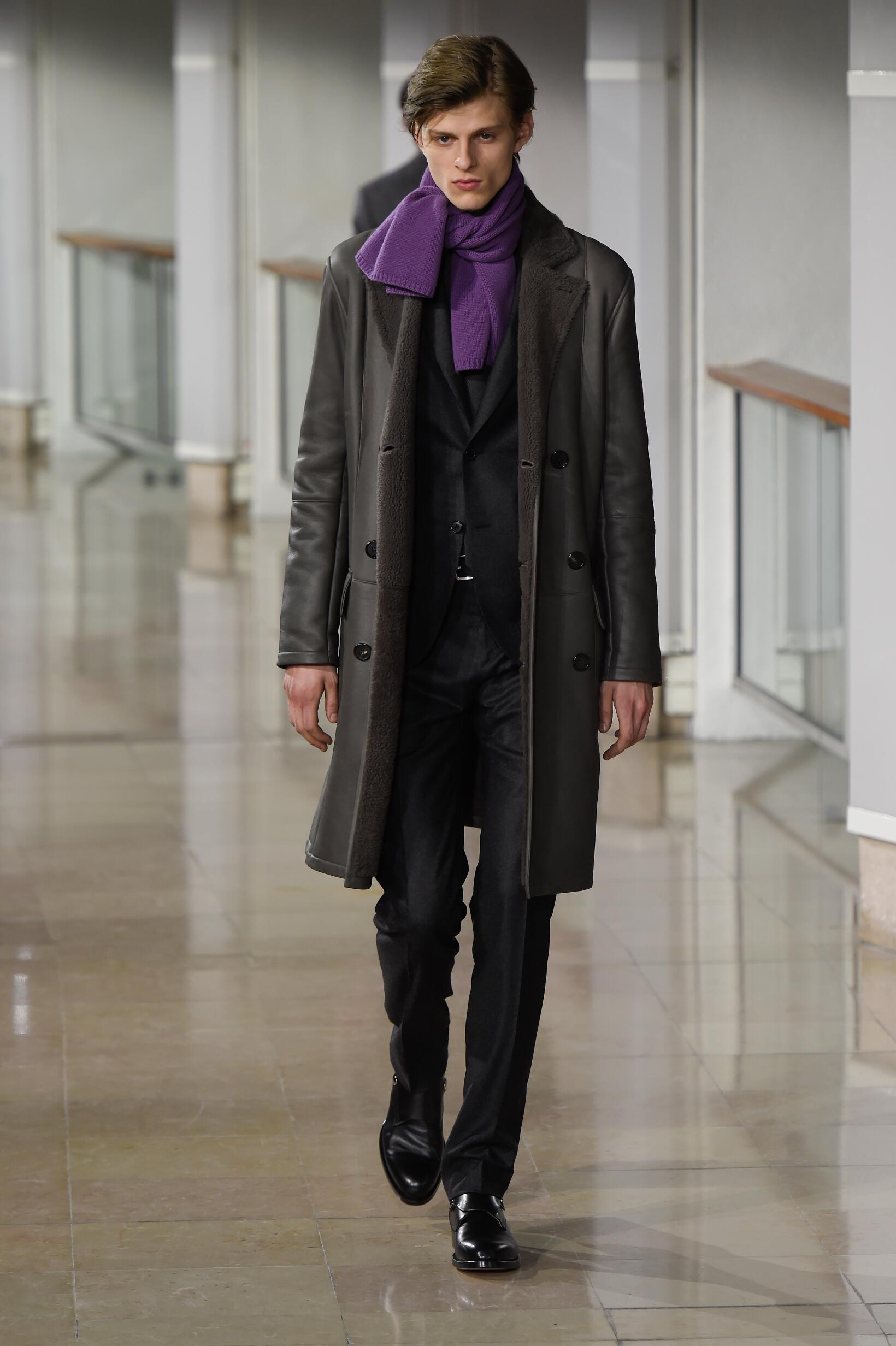 Fall Winter 2015 16 Fashion Collection Hermès