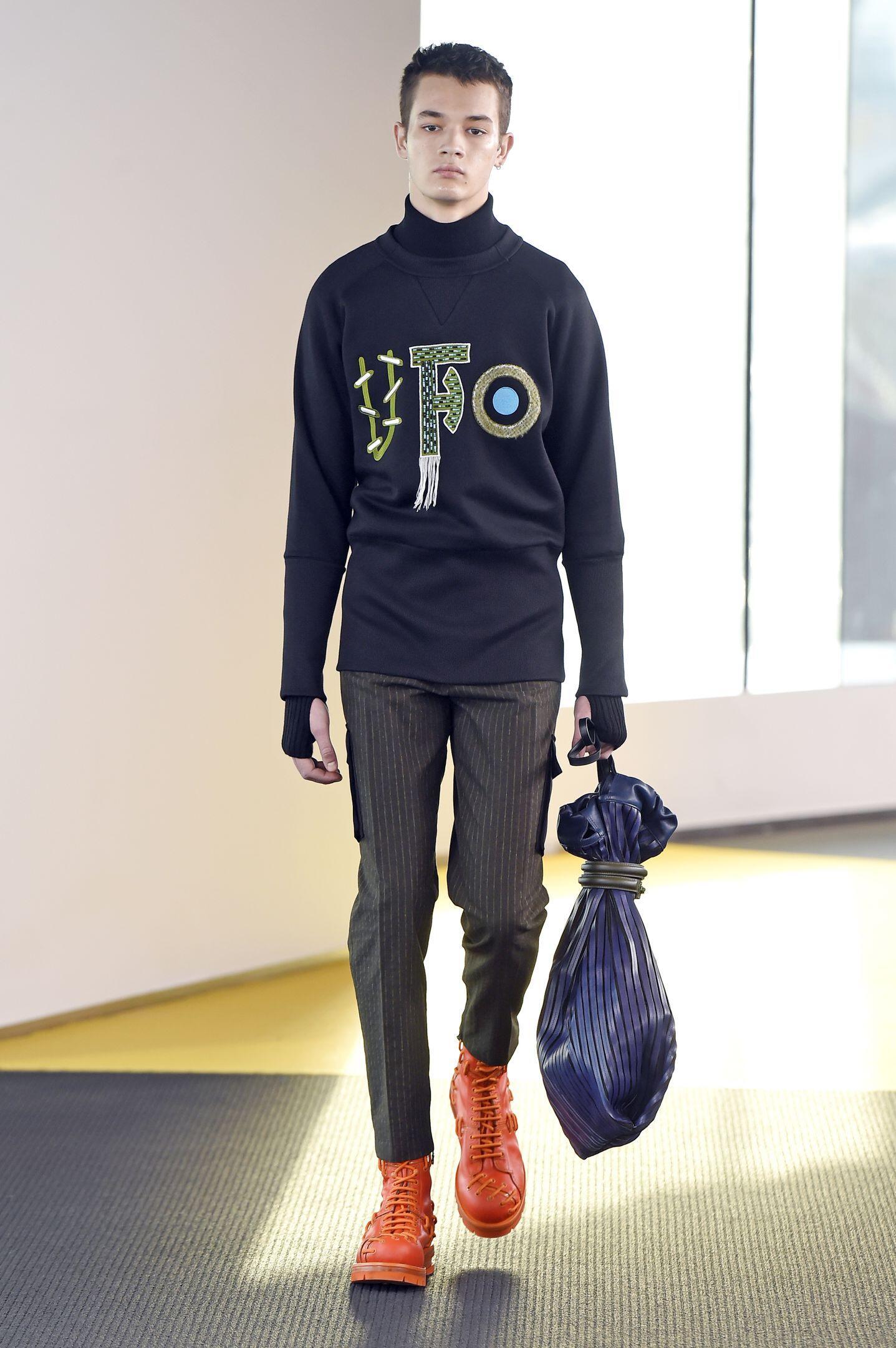 Fall Winter 2015 16 Fashion Collection Kenzo