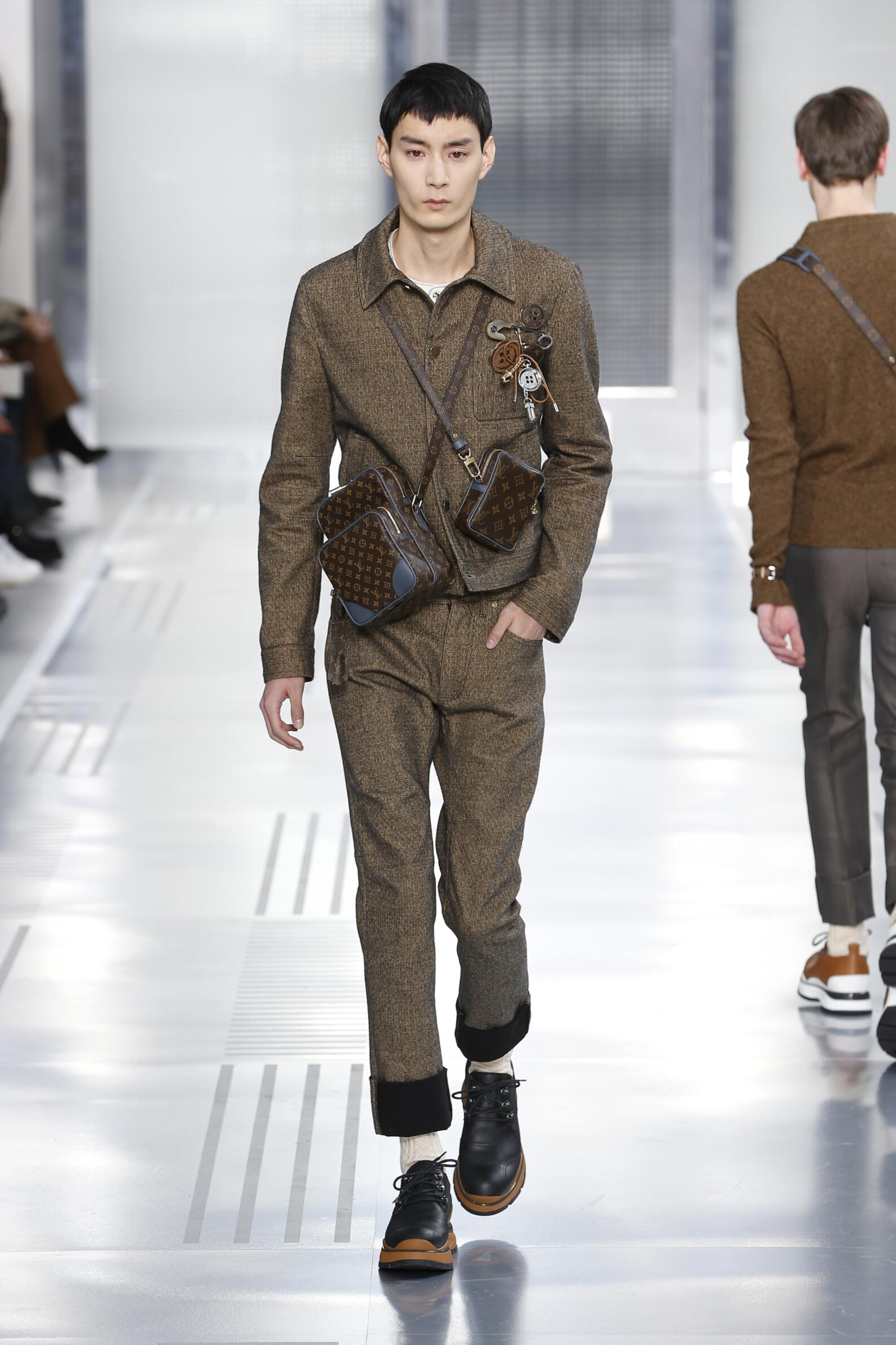Fall Winter 2015 16 Fashion Collection Louis Vuitton