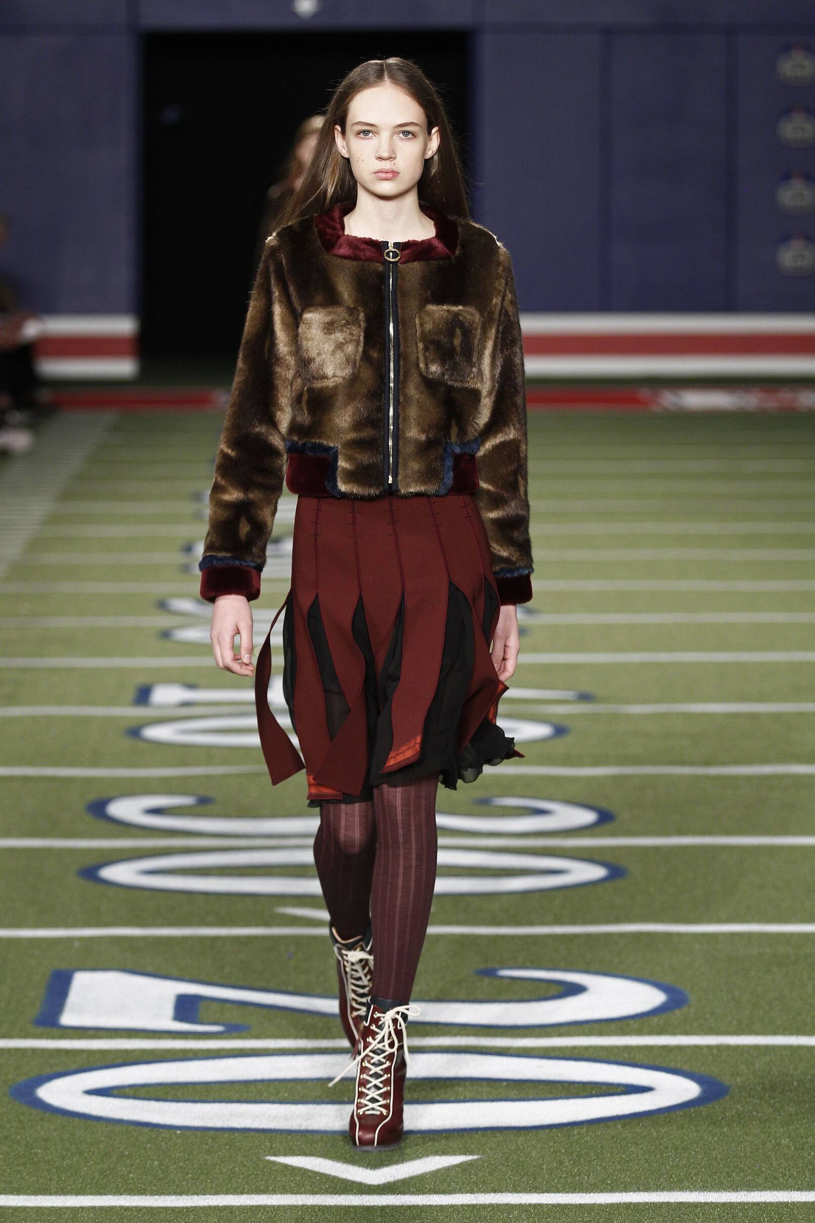 Fall Winter 2015 16 Fashion Collection Tommy Hilfiger