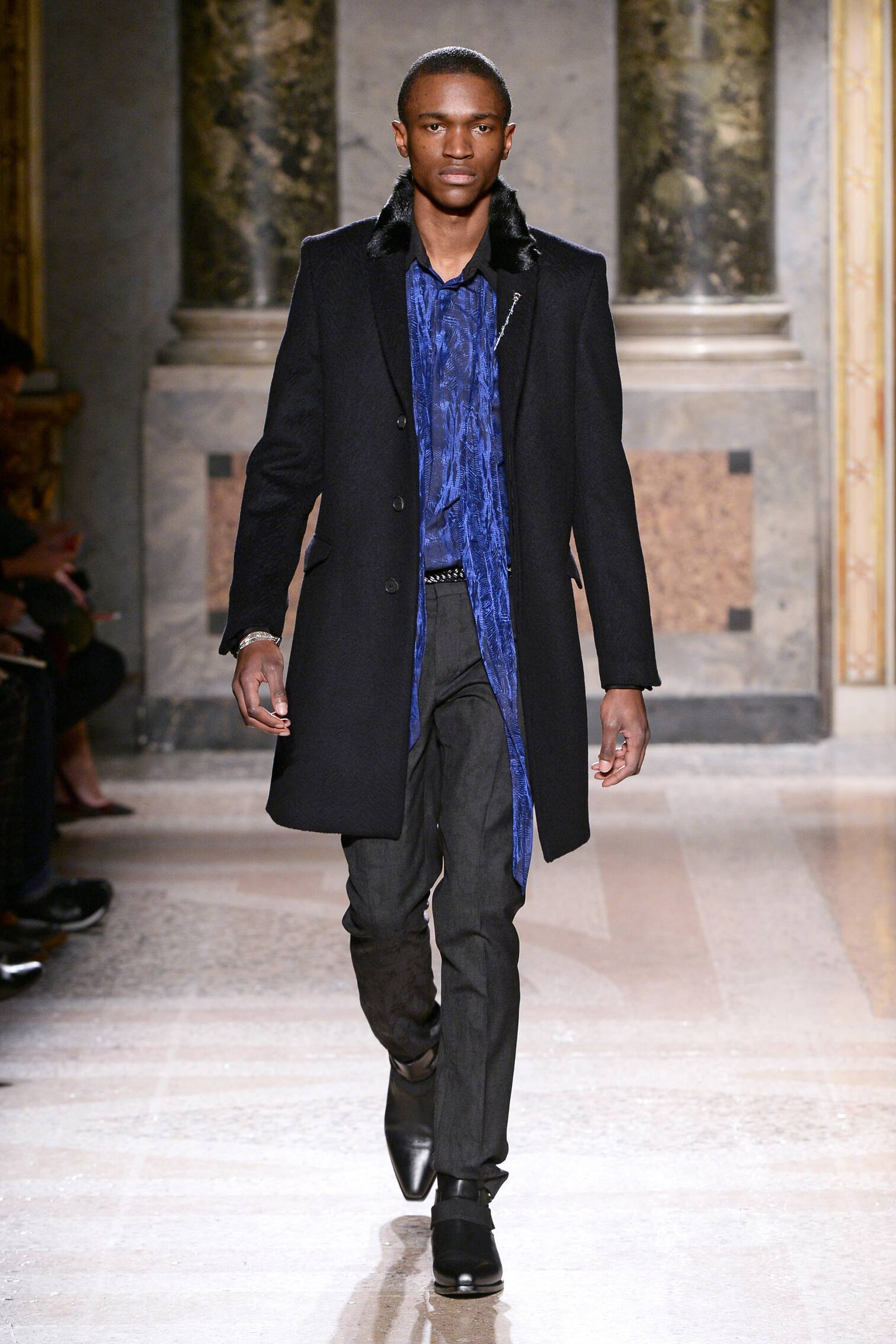 Fall Winter 2015 16 Fashion Men's Collection Roberto Cavalli