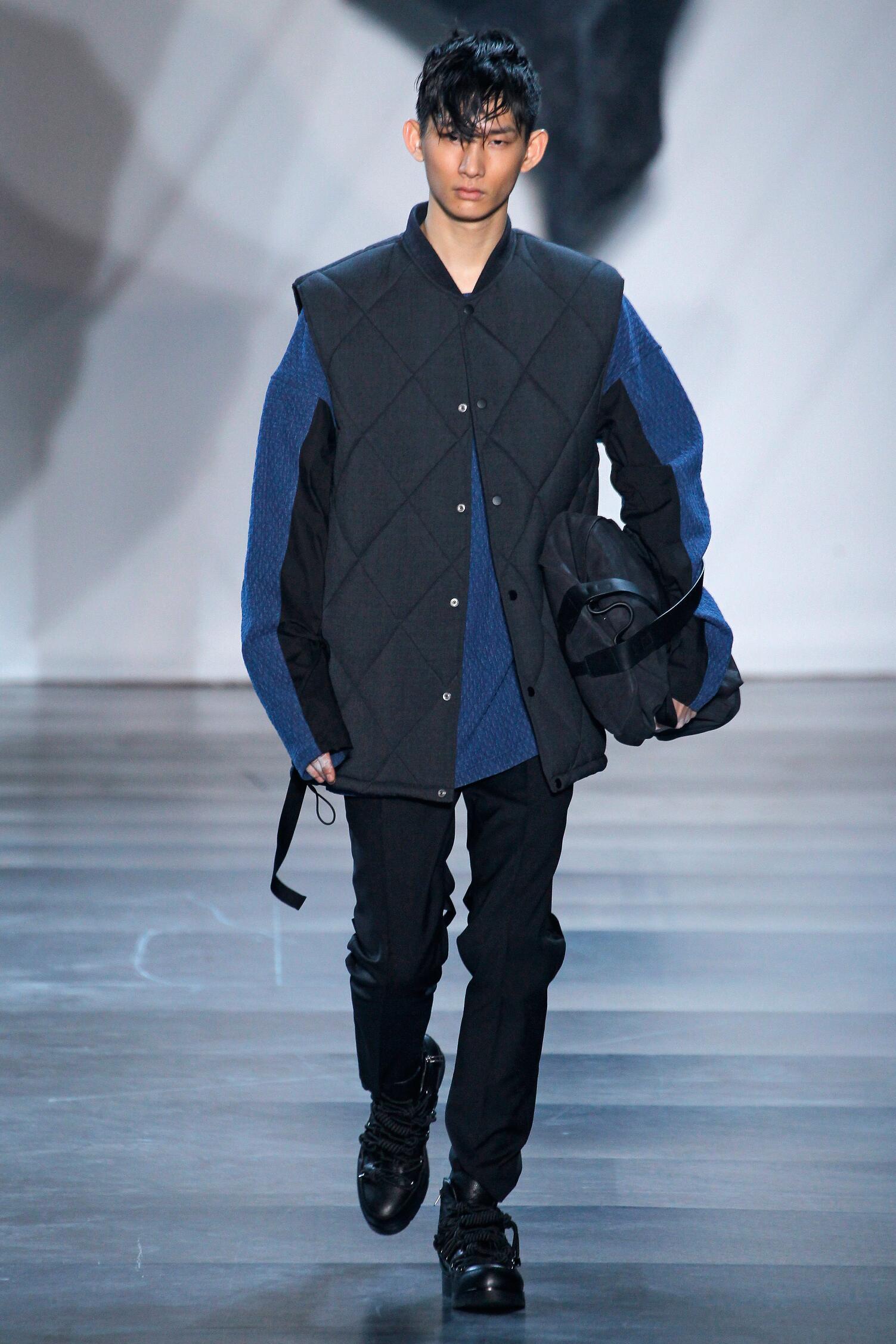 Fashion Model 3.1 Phillip Lim Collection Catwalk