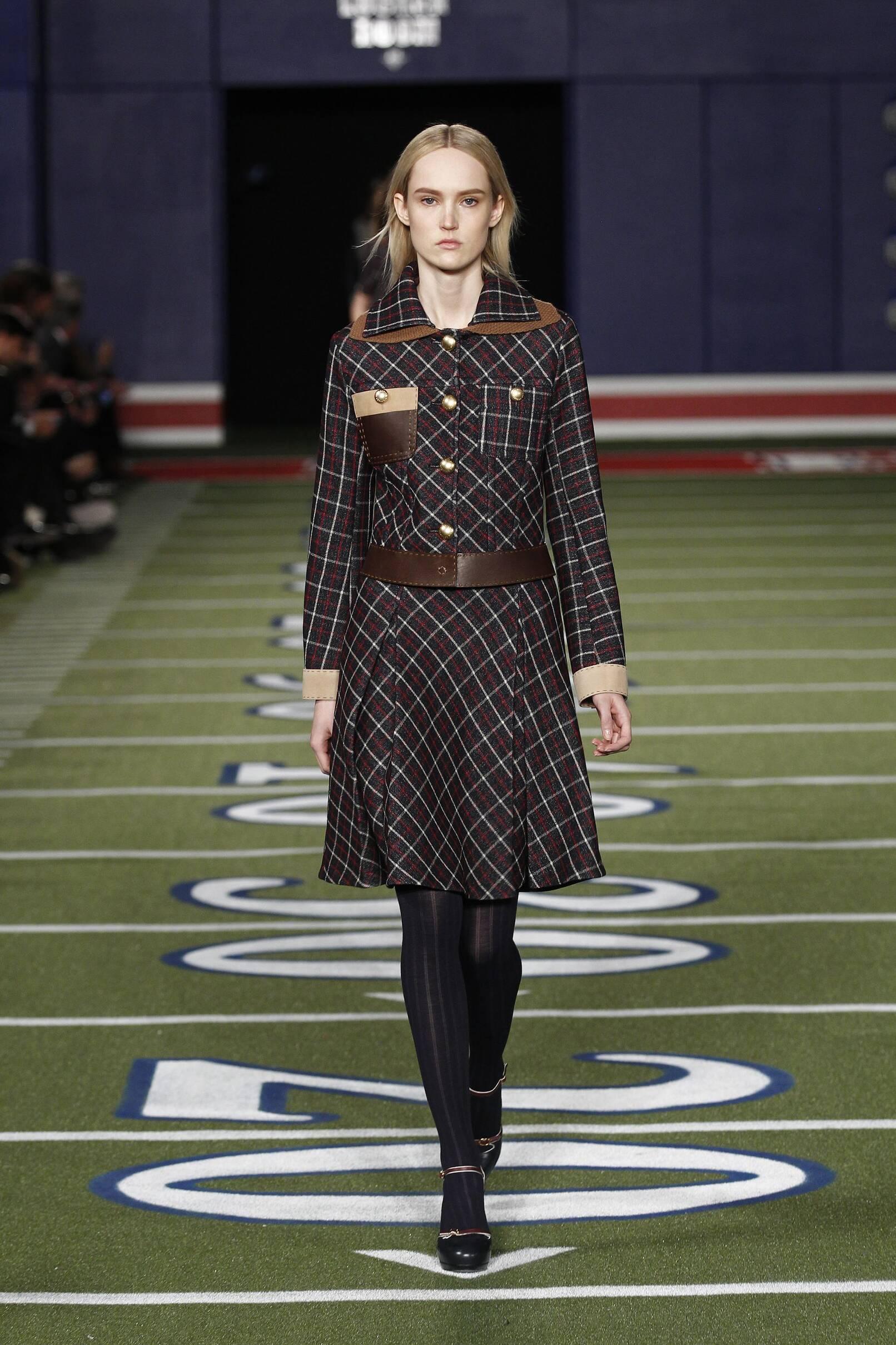 Fashion Show FW 2015 2016 Tommy Hilfiger