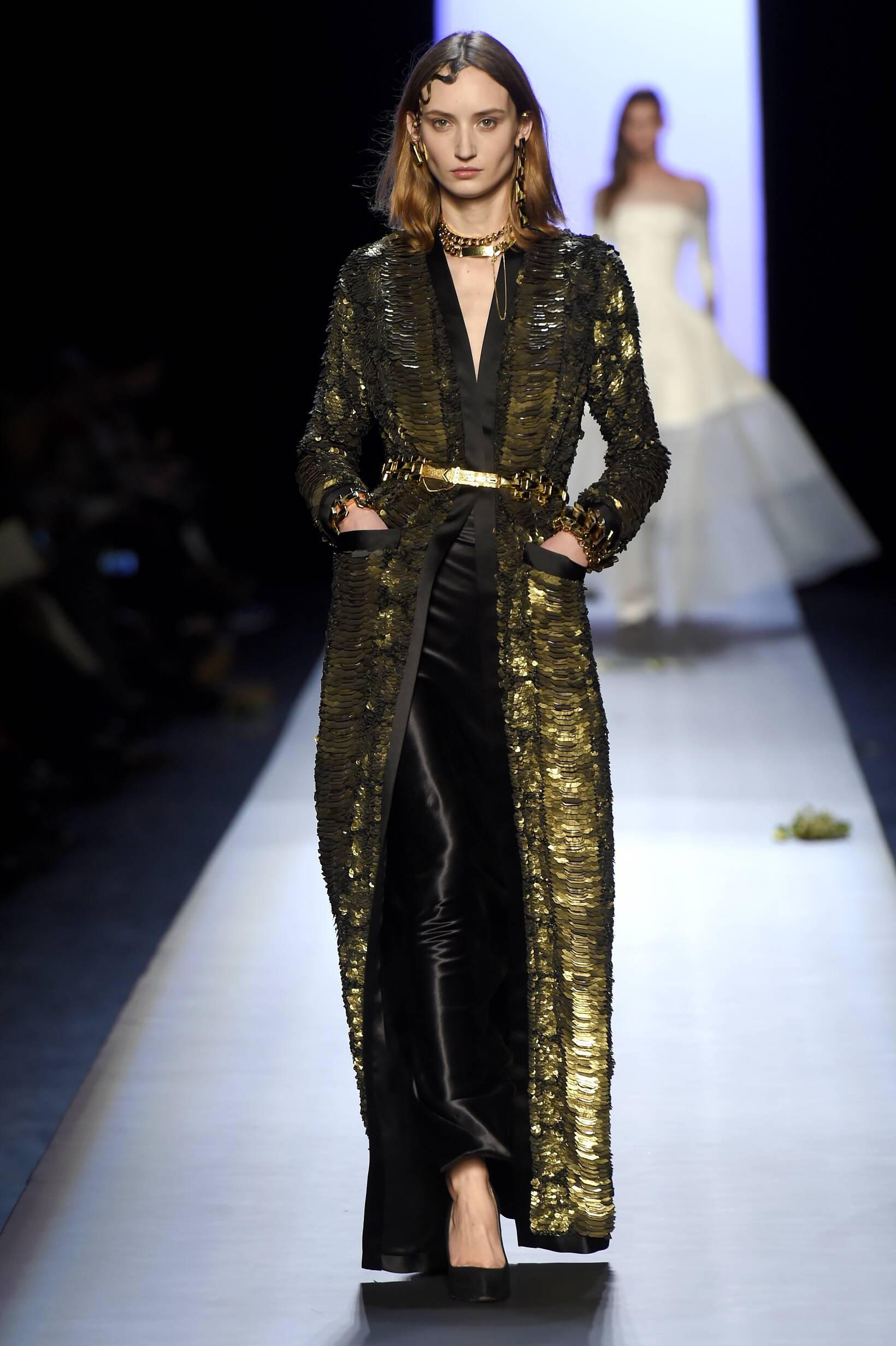 Fashion Show SS 2015 Jean Paul Gaultier Haute Couture
