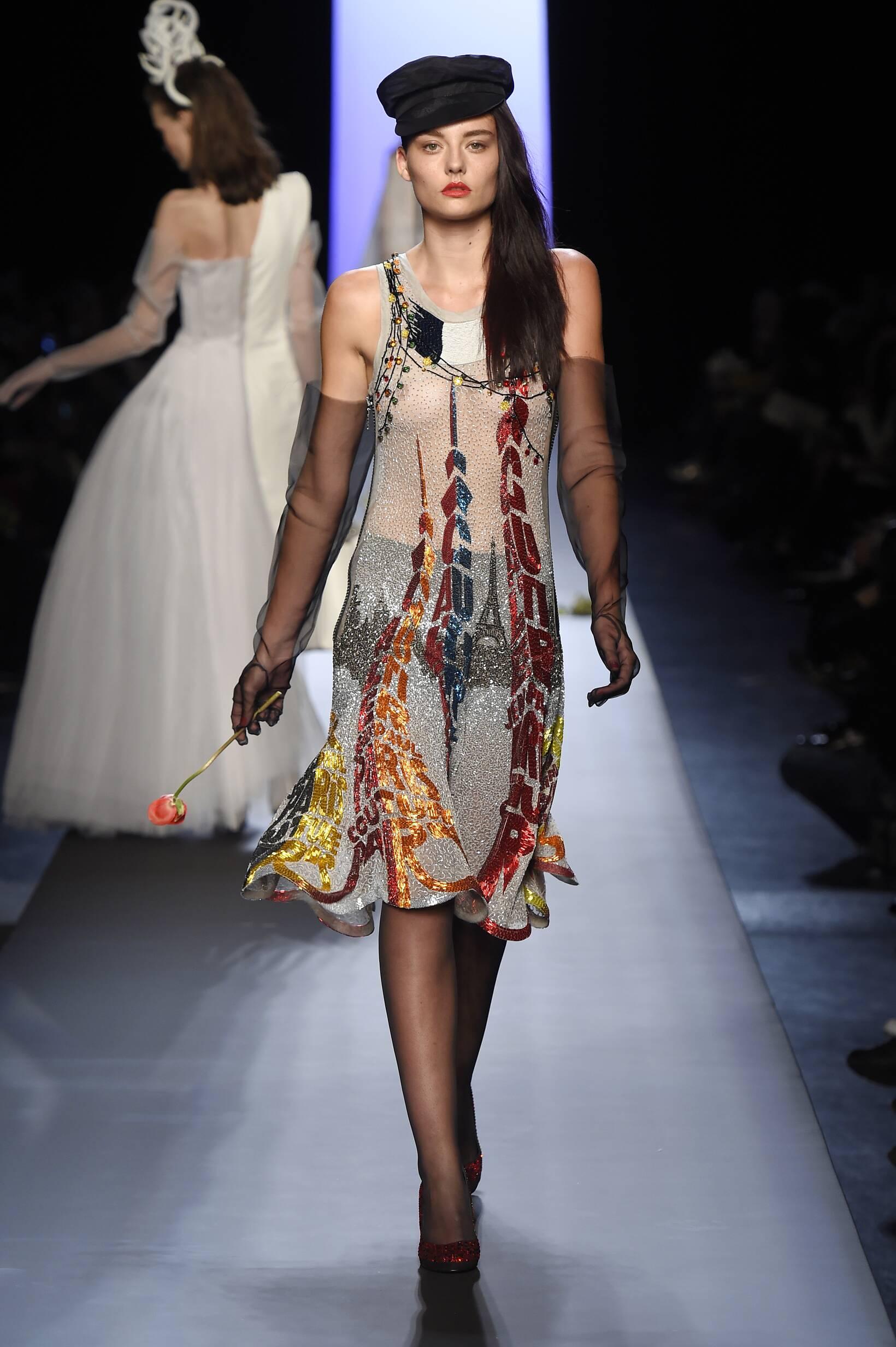 Fashion Summer Trends 2015 Jean Paul Gaultier Haute Couture