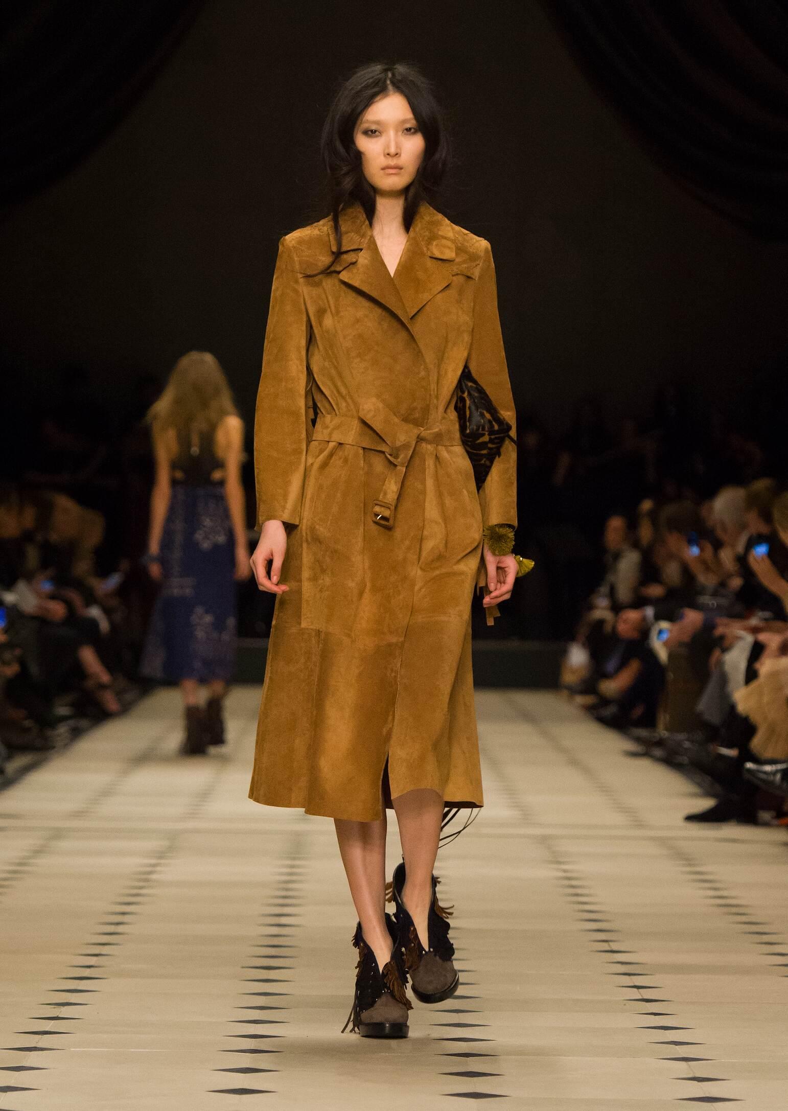 Fashion Trends Burberry Prorsum