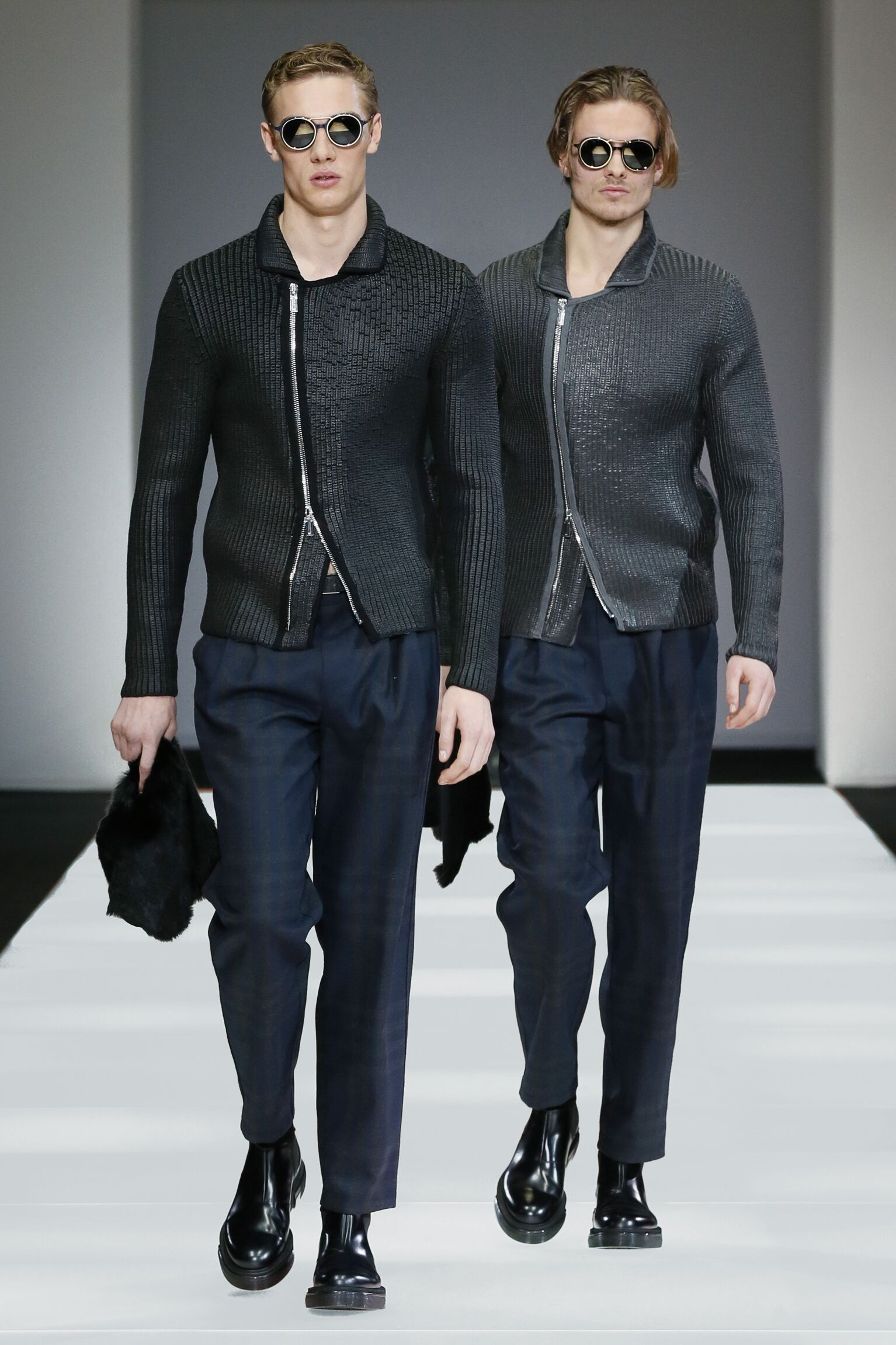 Fashion Winter Trends 2015 2016 Emporio Armani