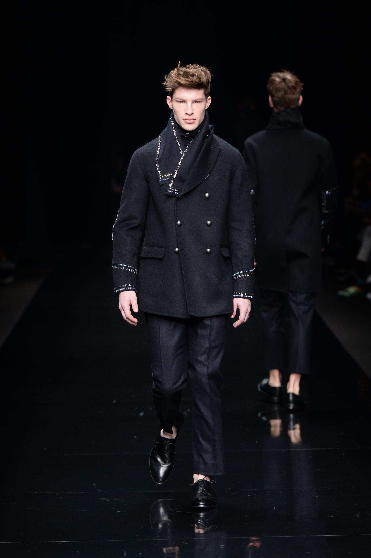 Fashion Winter Trends 2015 2016 Ermanno Scervino