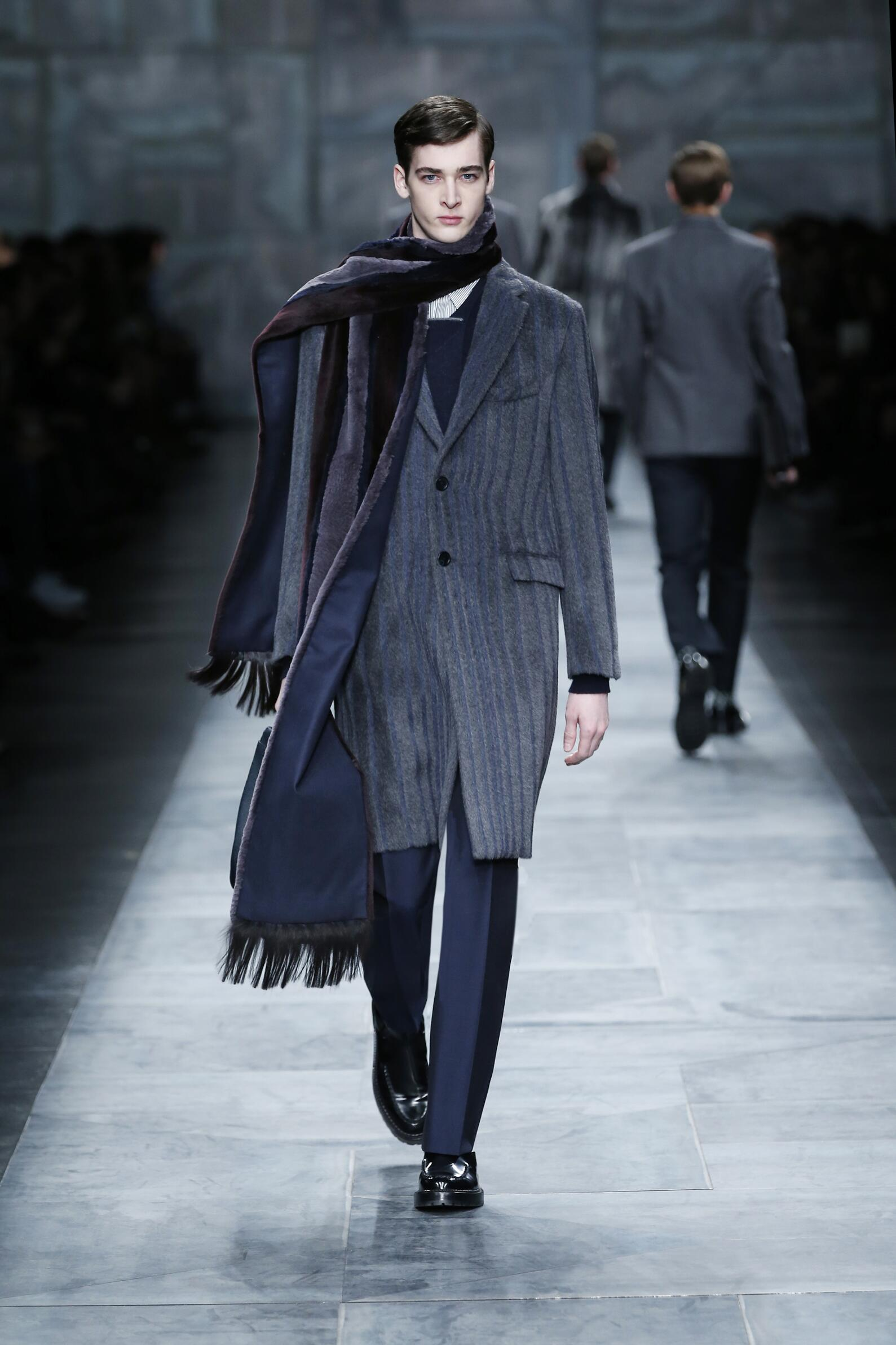 Fashion Winter Trends 2015 2016 Fendi
