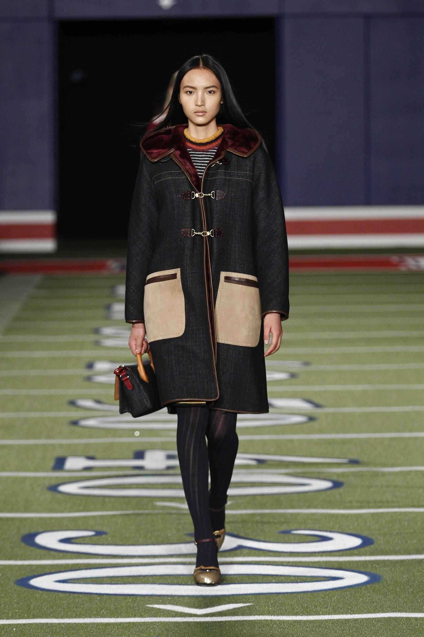 Fashion Winter Trends 2015 2016 Tommy Hilfiger