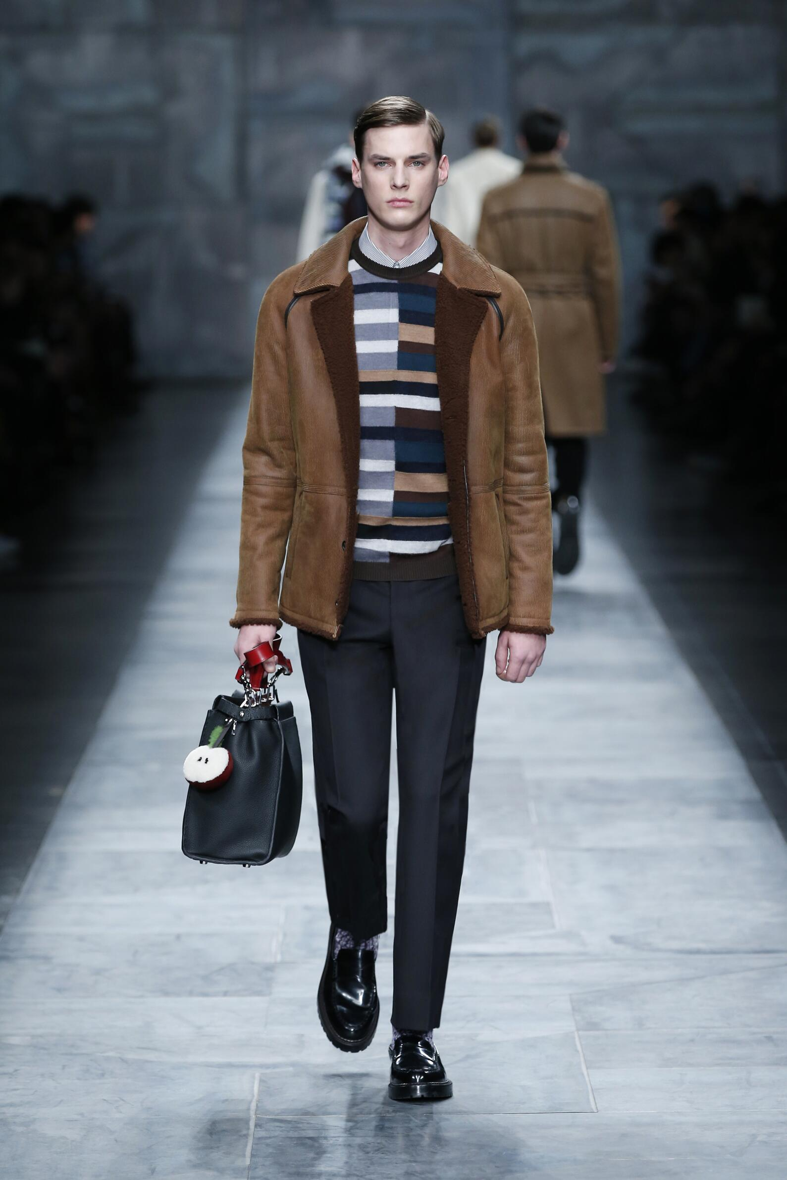 Fendi Collection Man 2015
