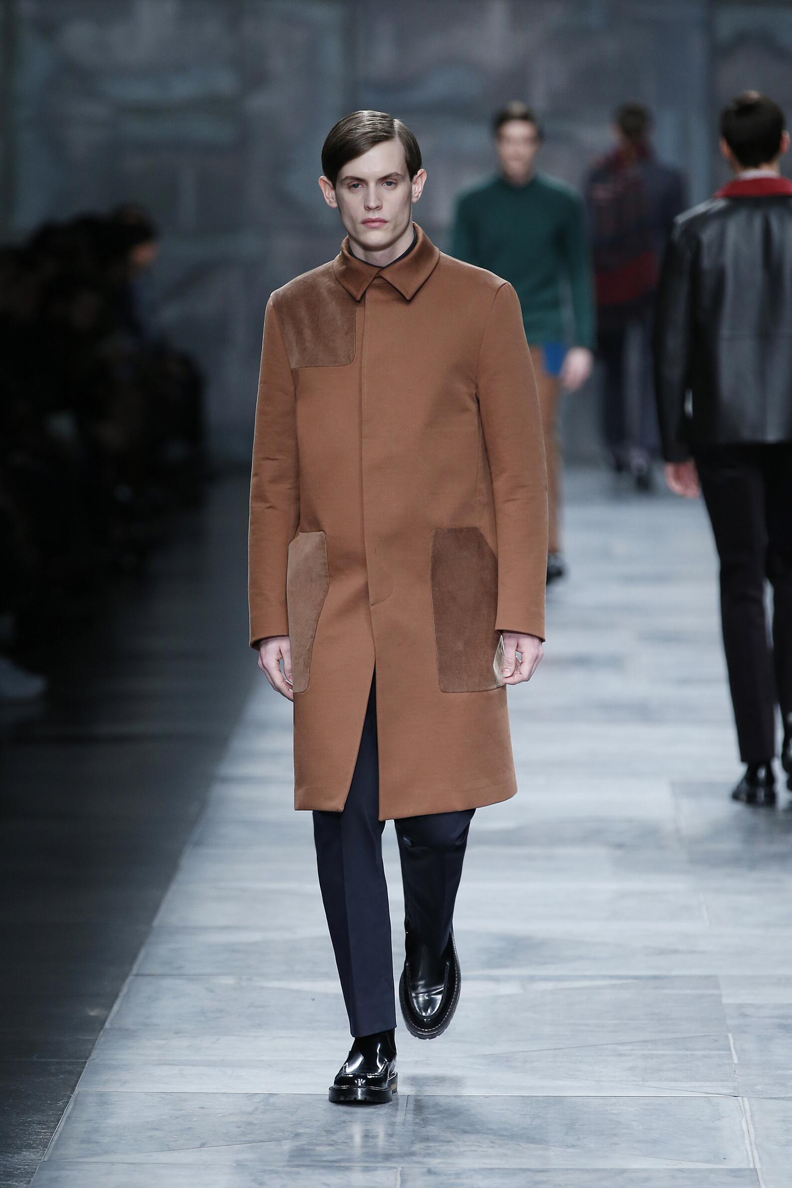 Fendi Collection Man Milano Fashion Week
