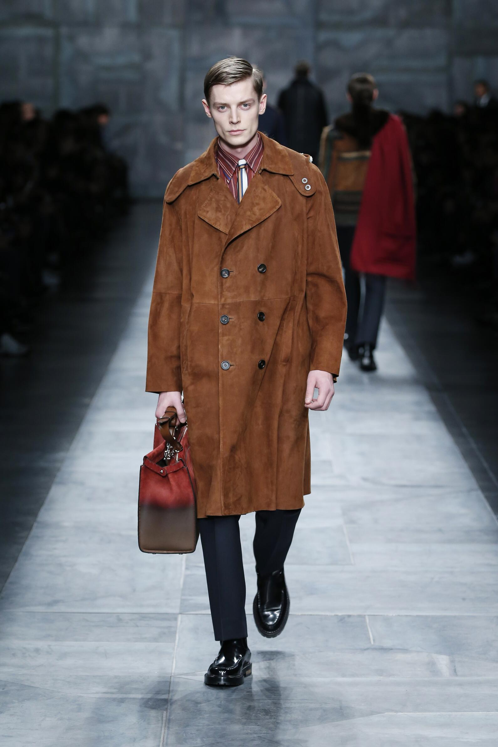 Fendi Collection Man Style