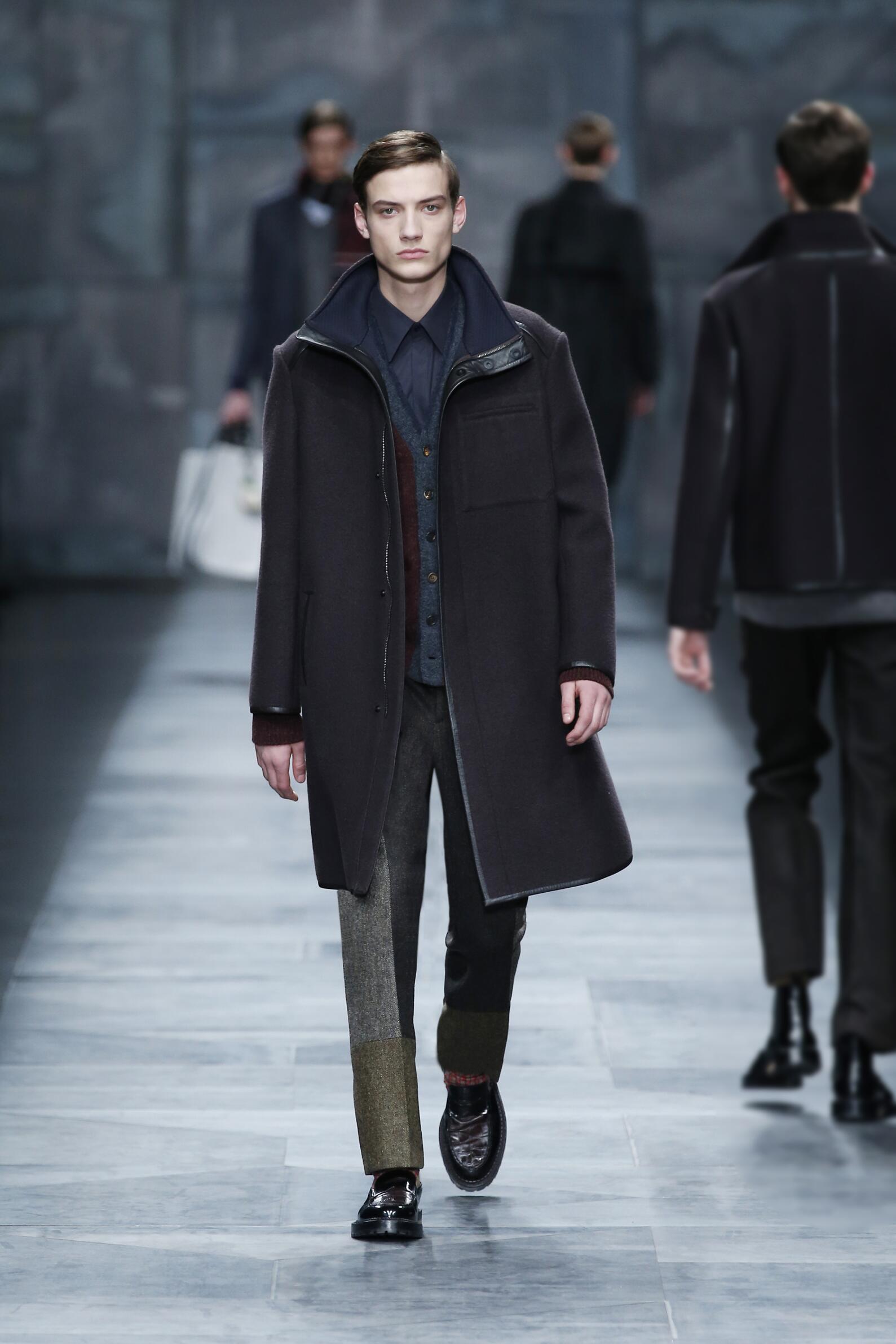 Fendi Collection Milano Fashion Week