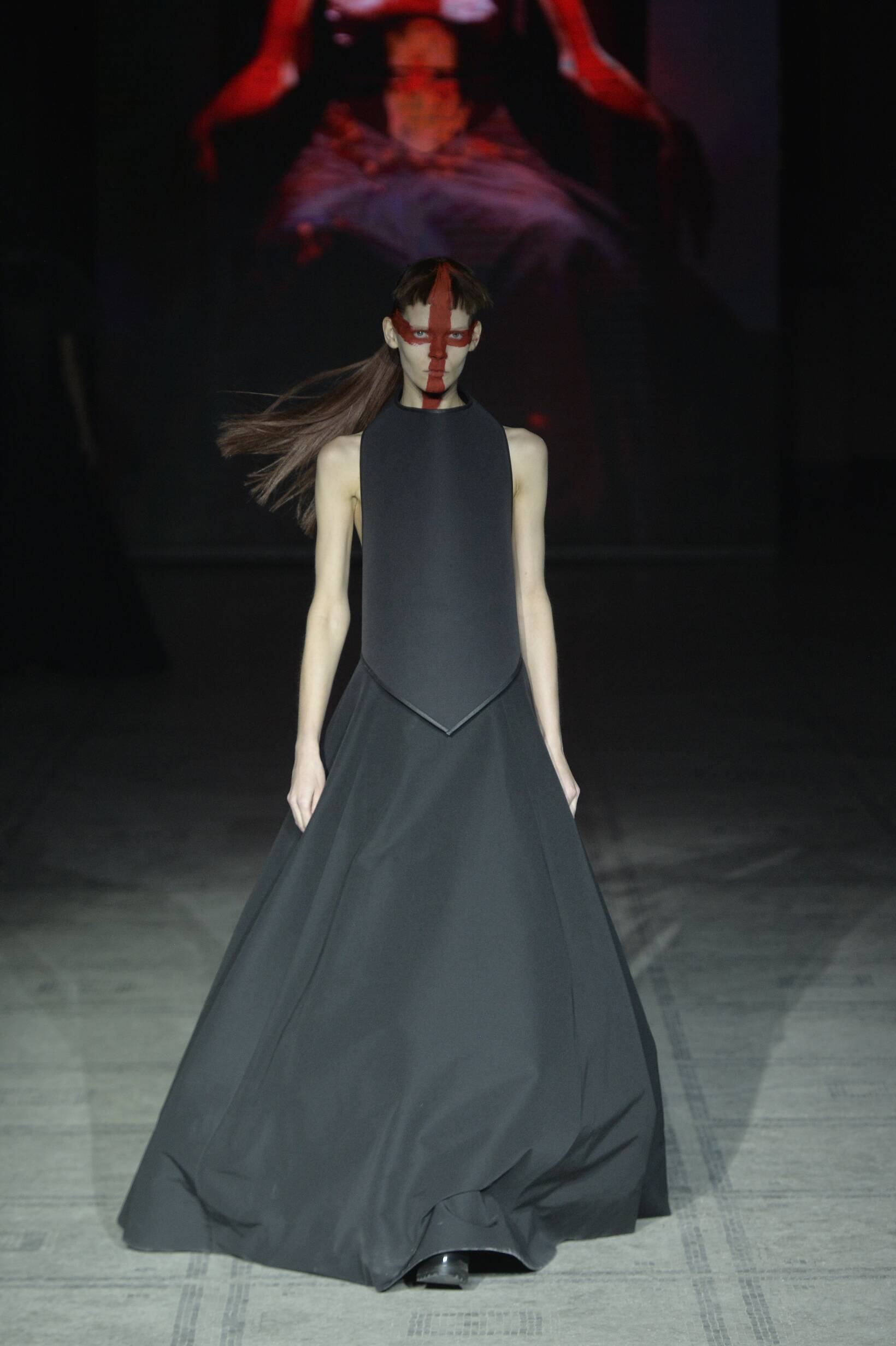 Gareth Pugh Collection London Fashion Week Womenswear
