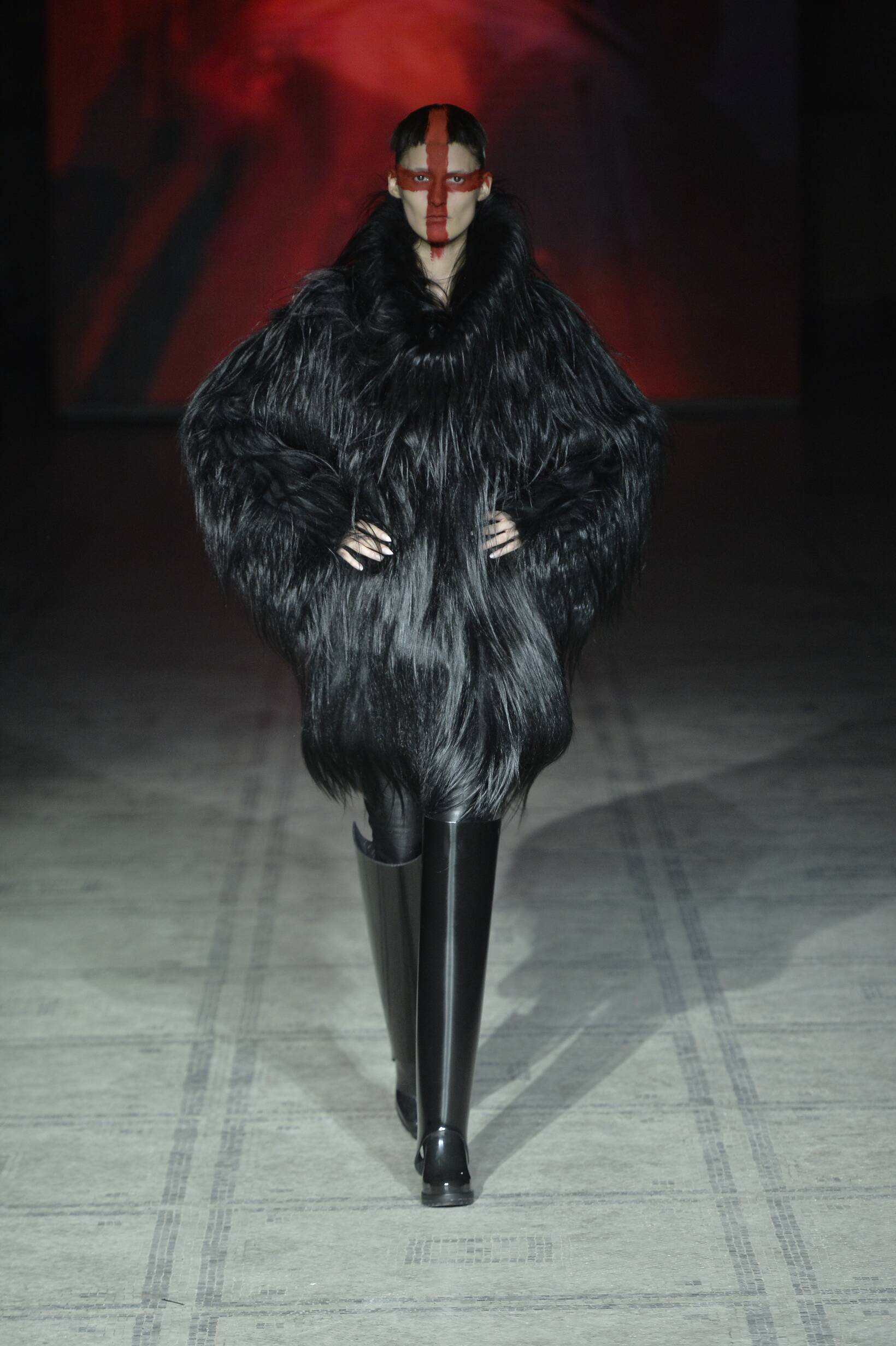 Gareth Pugh Collection Woman 2015