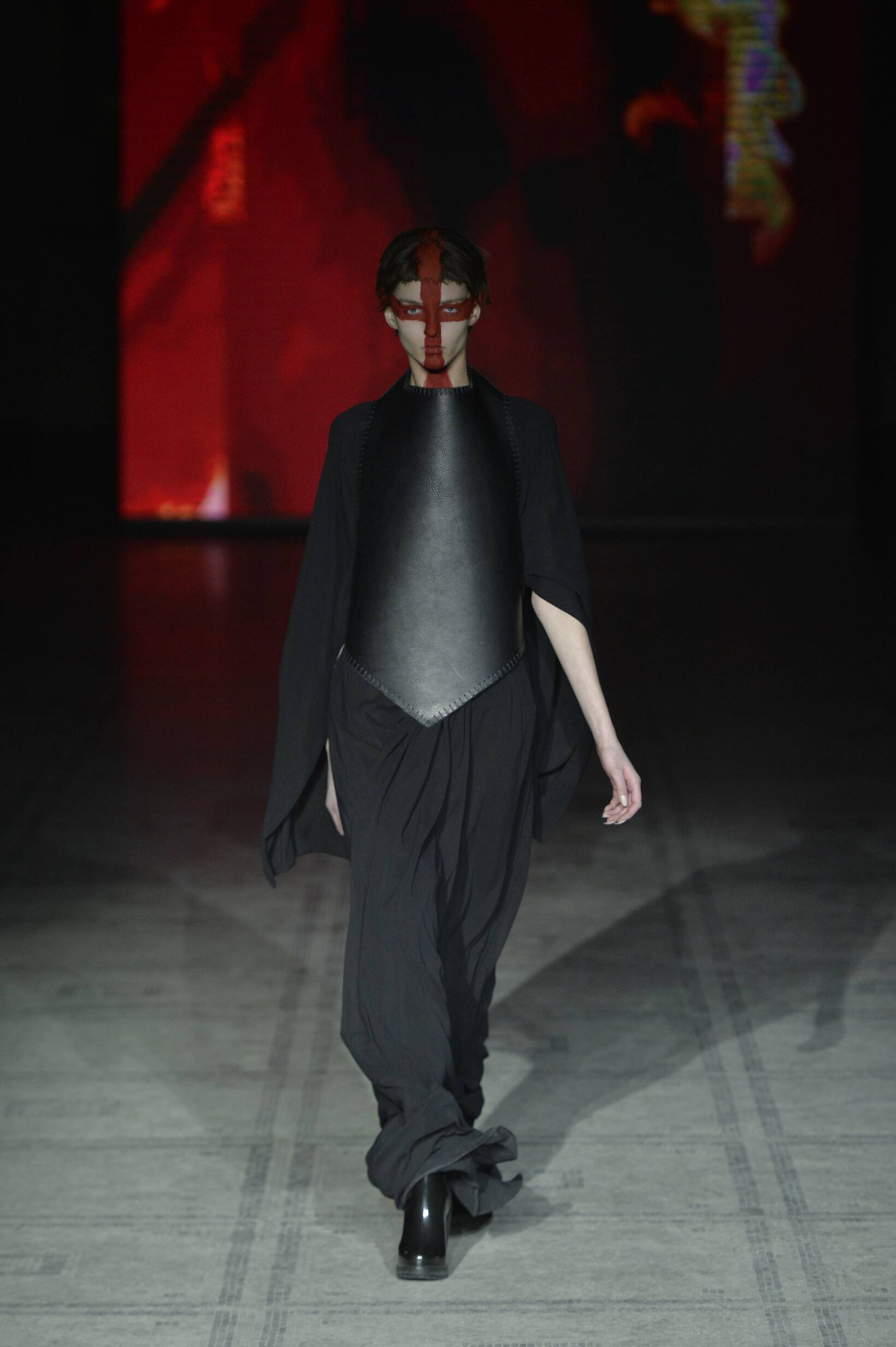 Gareth Pugh Fall Winter 2015 16 Womens Collection London Fashion Week