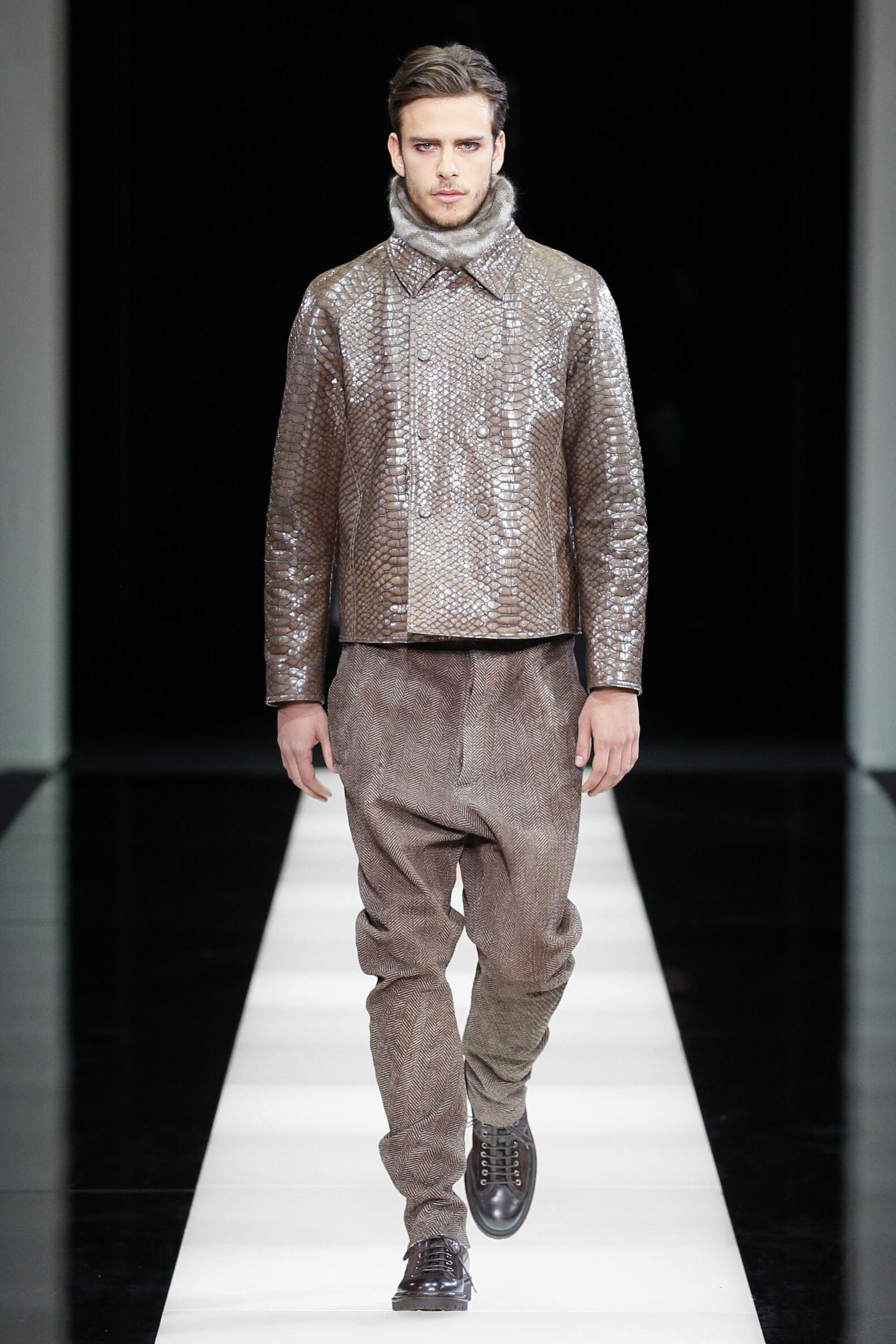 Giorgio Armani Collection 2015