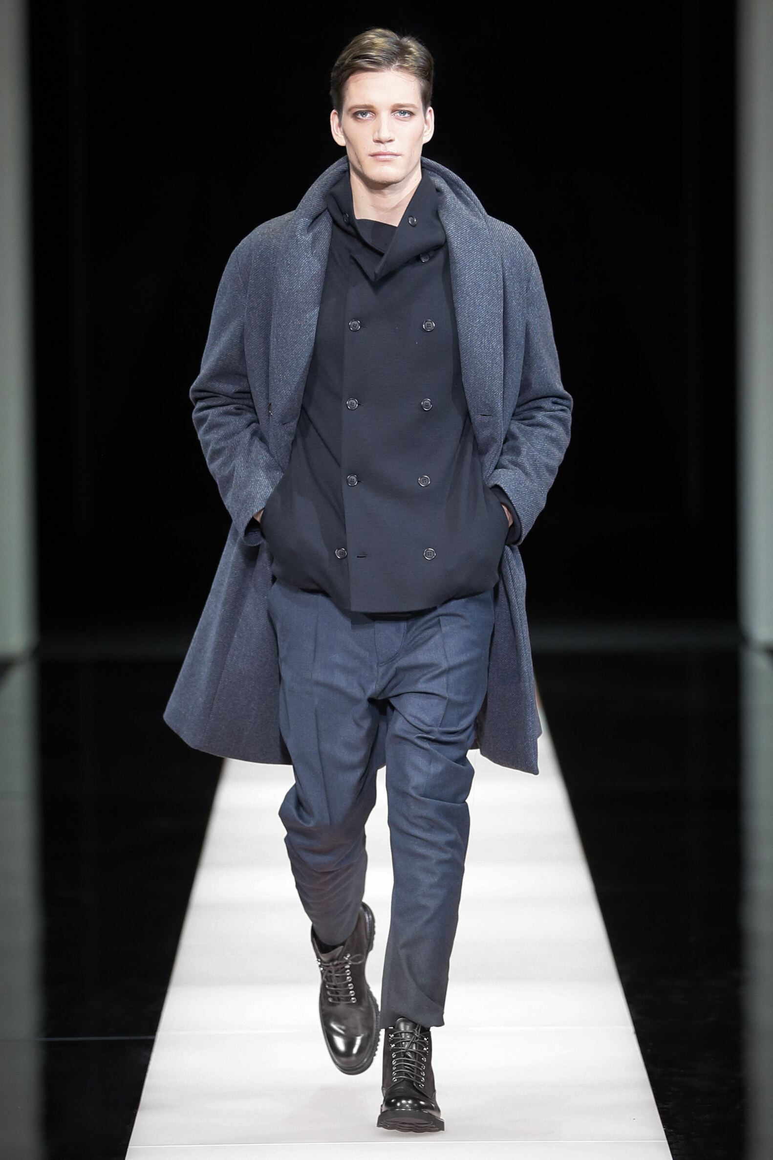 Giorgio Armani Collection Fashion Trends