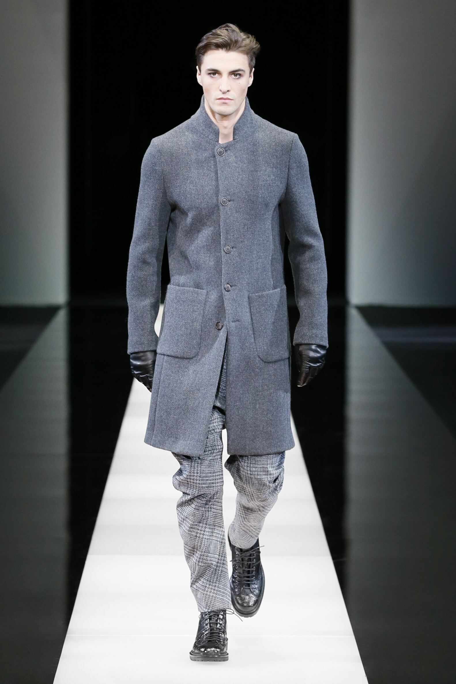 Giorgio Armani Collection Man 2015