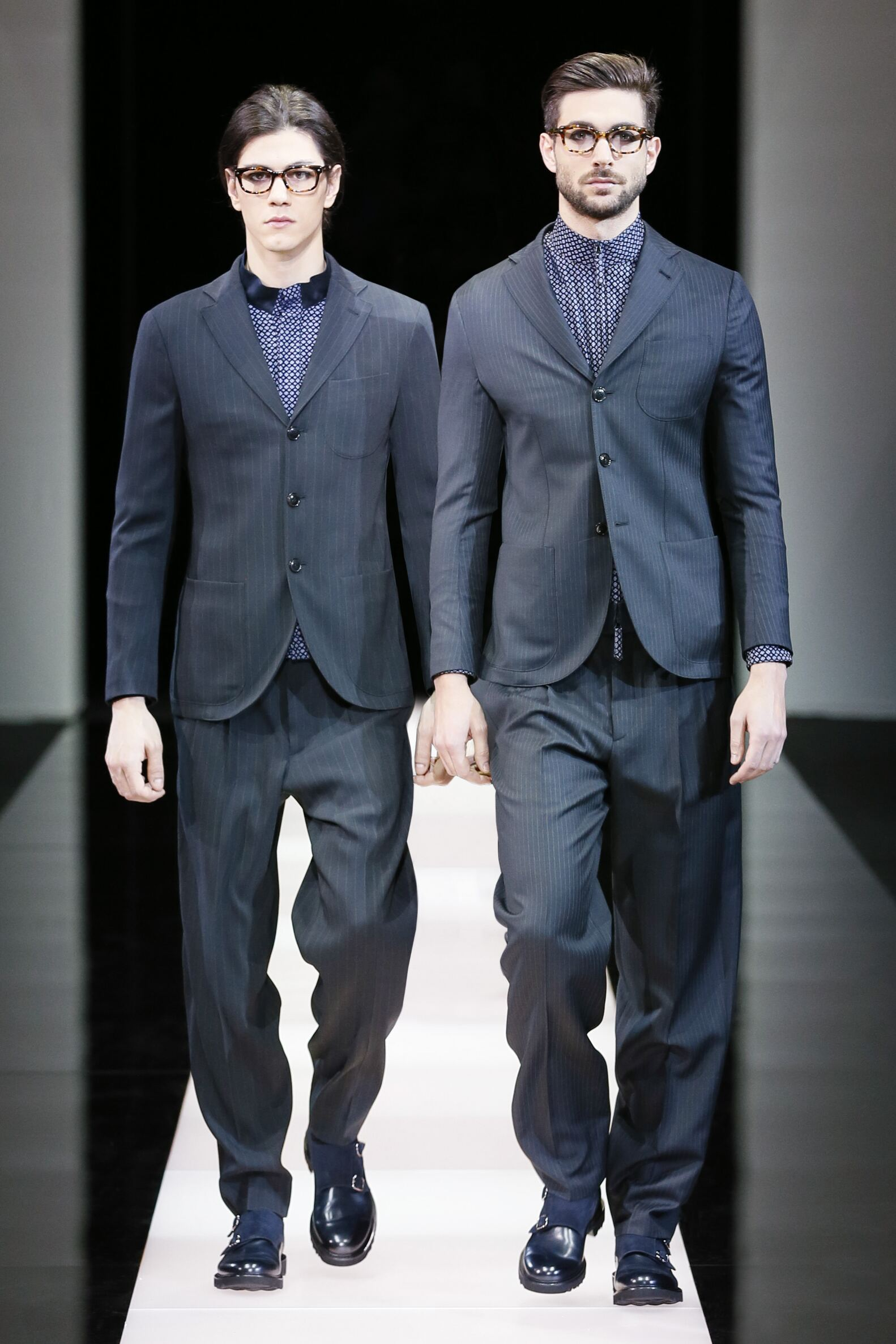 Giorgio Armani Collection Men's 2015 2016