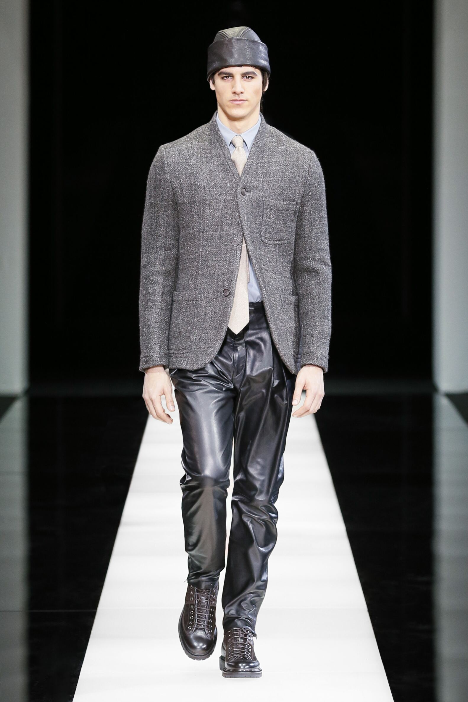 Giorgio Armani Collection Milano Fashion Week