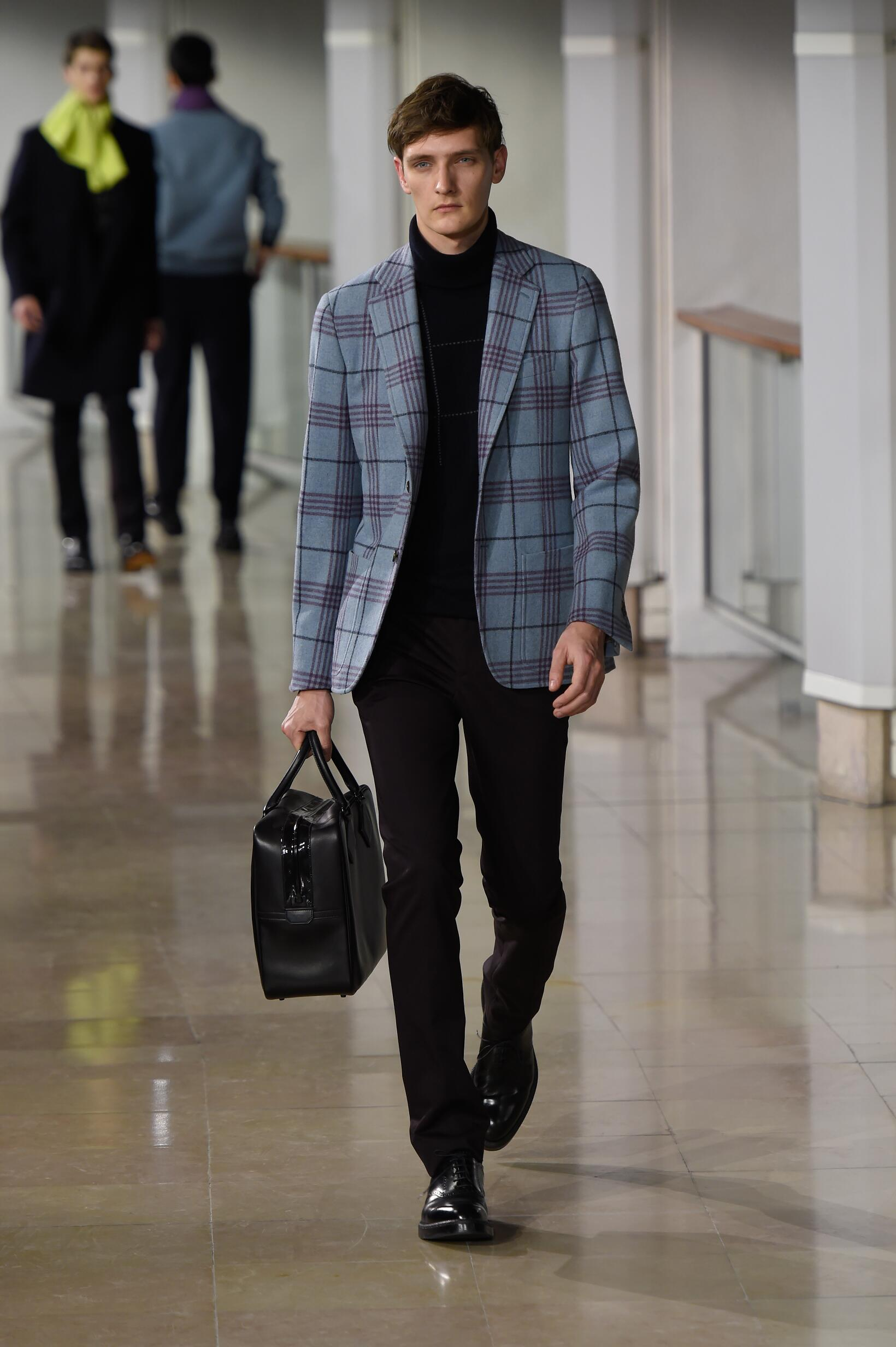 Hermès Collection Men Style