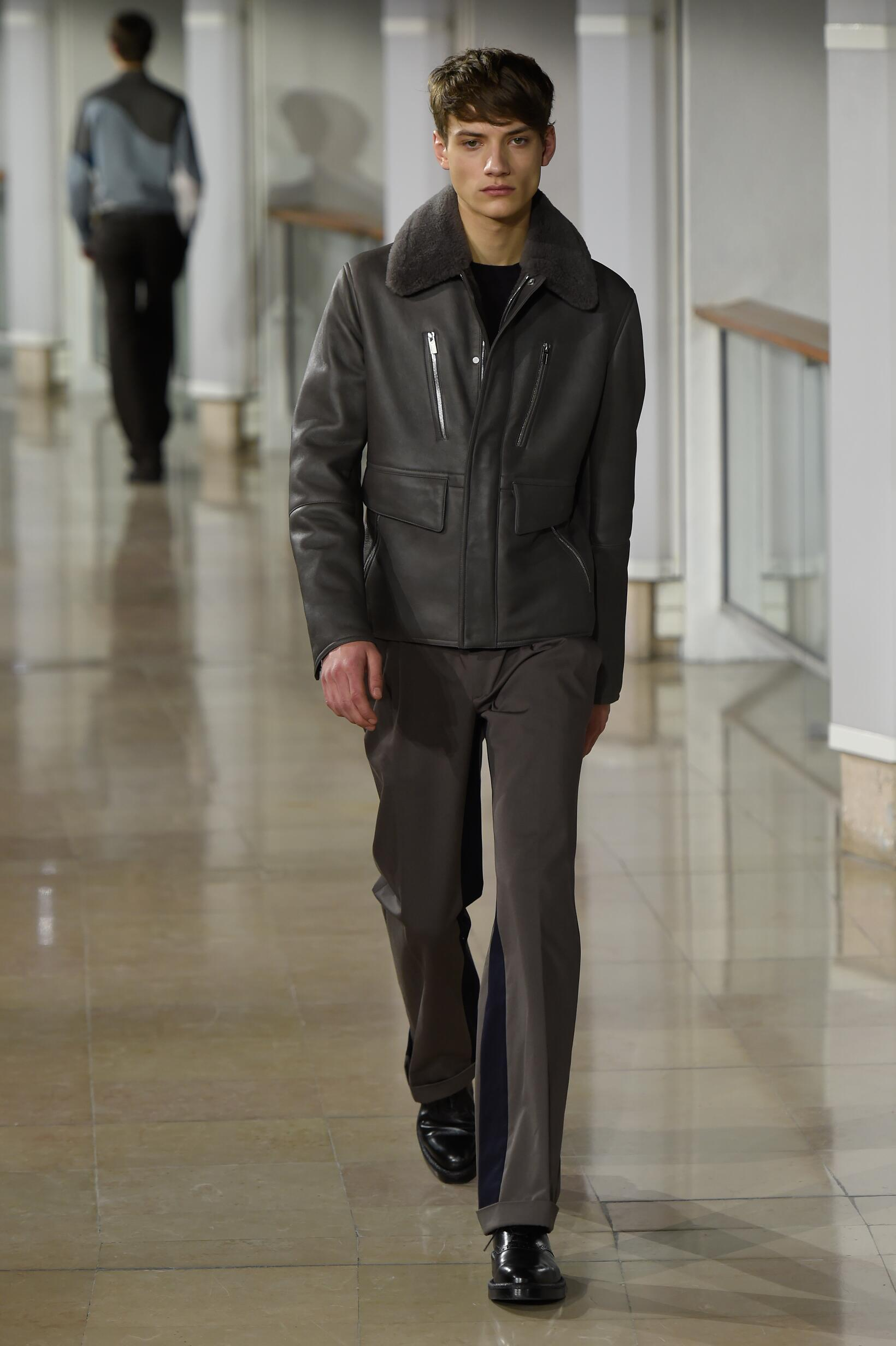 Hermès Collection Paris Fashion Week Menswear