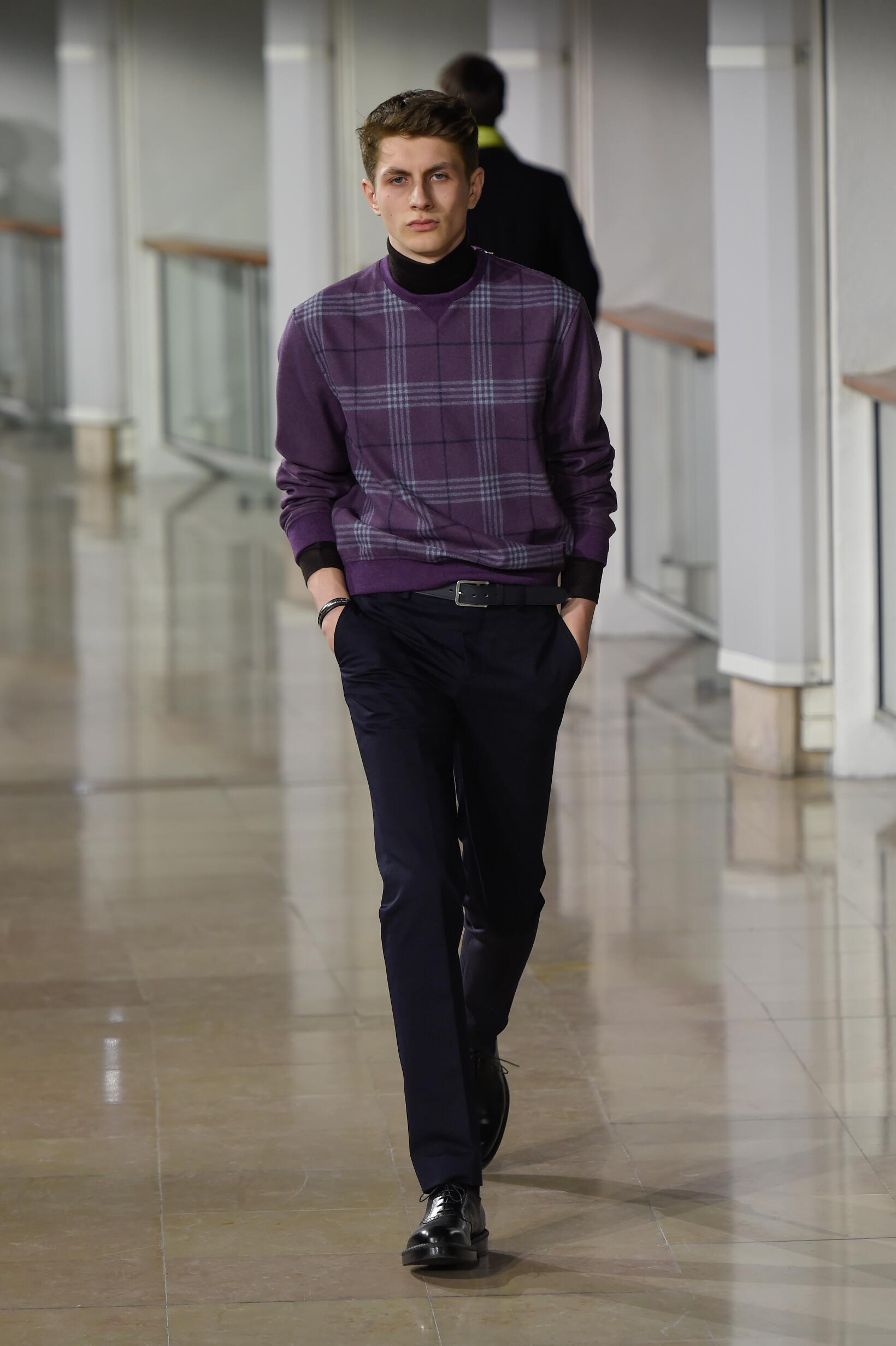 Hermès Collection Winter 2015 Catwalk